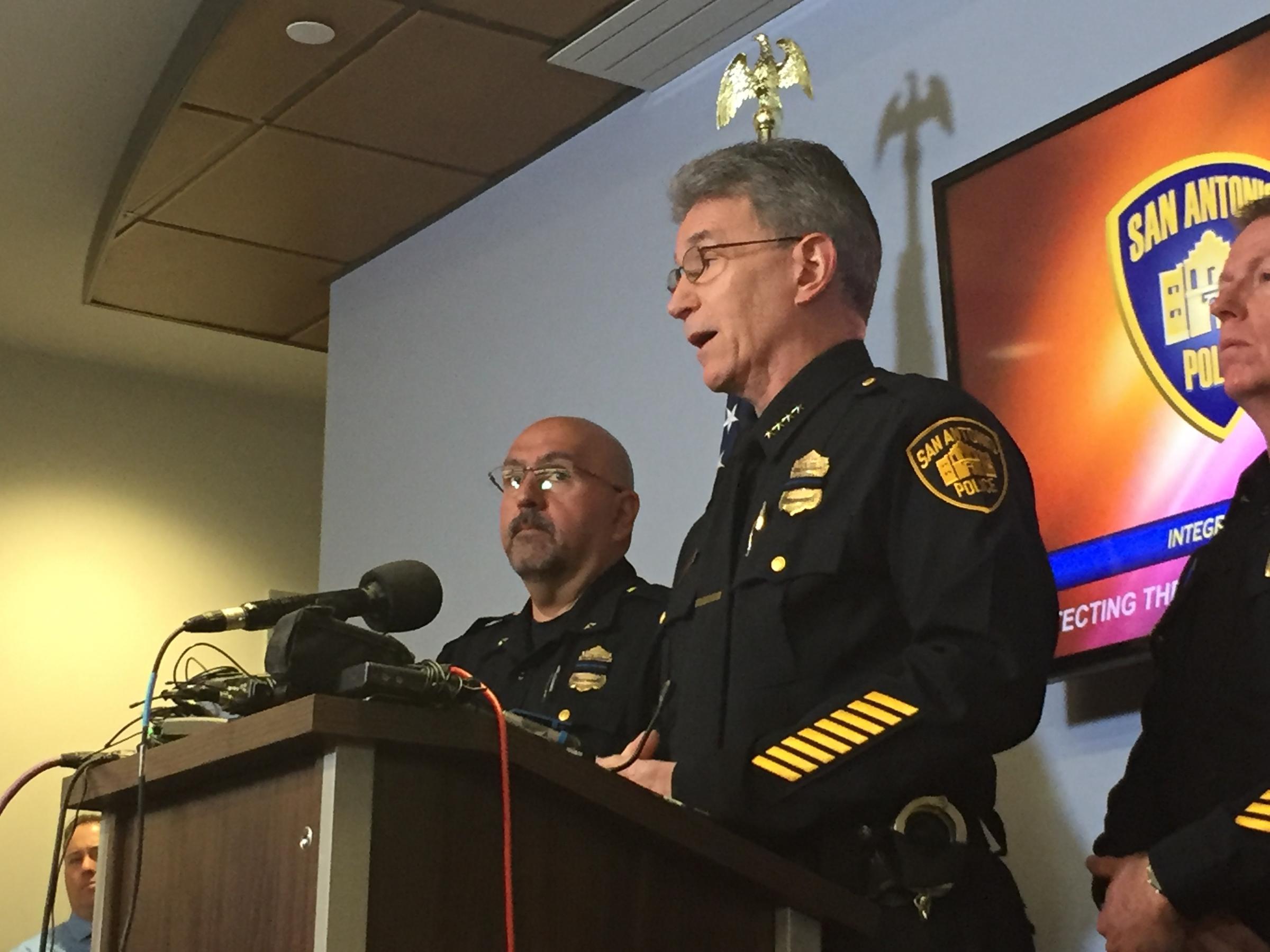 Suspect in fatal police shooting upset over custody battle