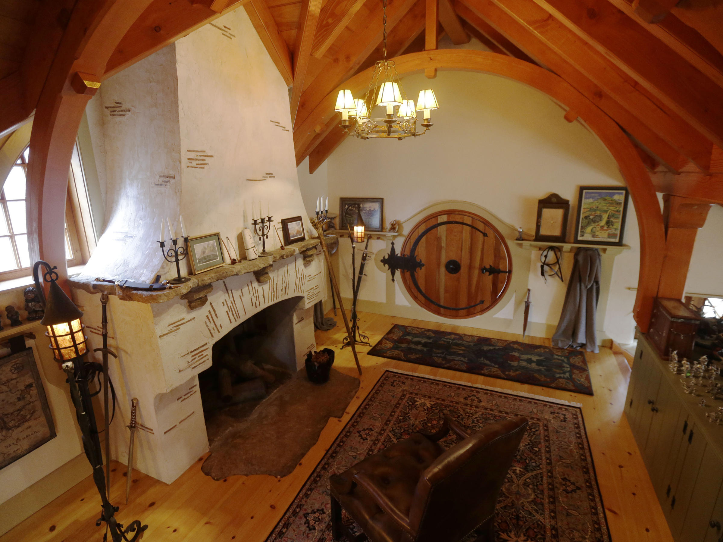 How To Build A Hobbit House No Orcs Allowed Hobbit House Brings Middle Earth To Pa Boise