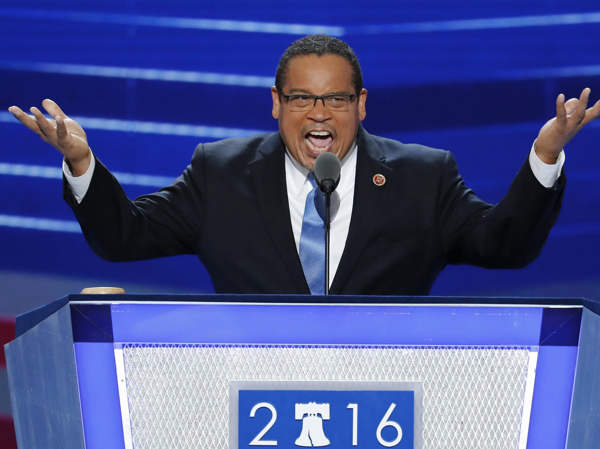 DNC Chair Candidate Proposed Making a Separate Country for Black Americans