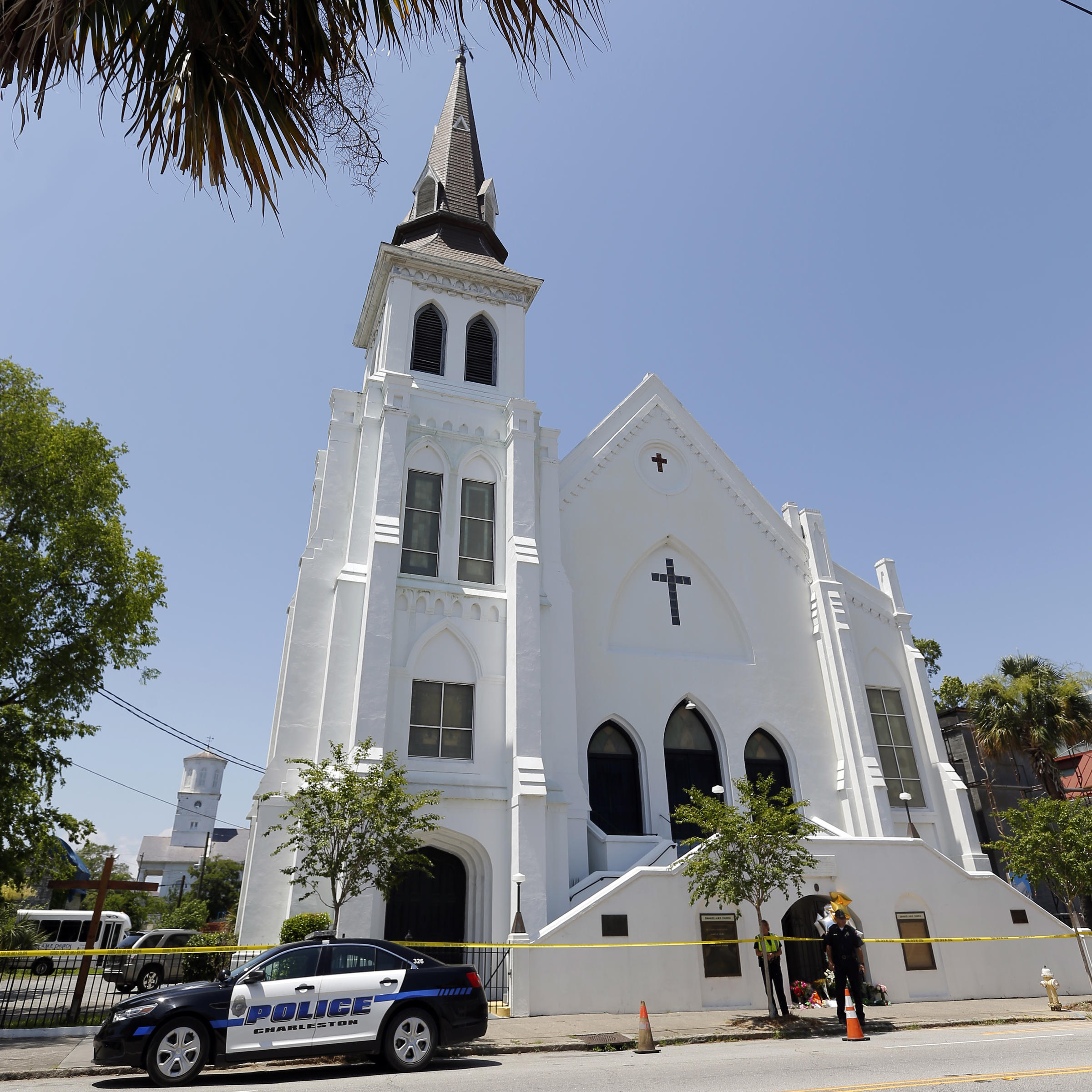 Dylann Roof Jury Sees Images Of Church Mass Shooting