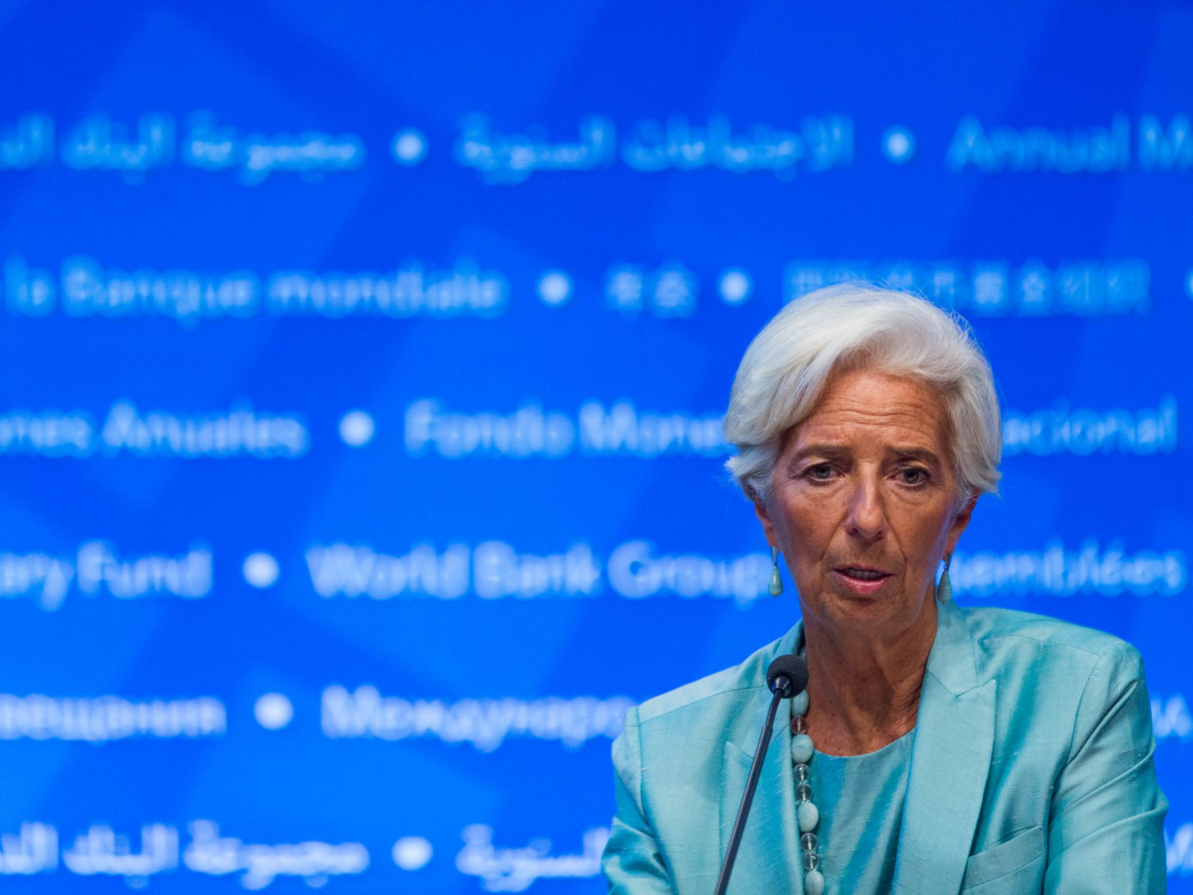 Board Decides To Keep Lagarde As IMF Chief After ...
