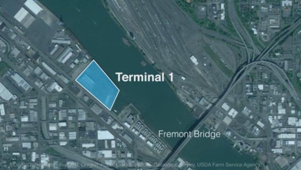 Lithia Motors Wins Bid For Terminal 1 But It Doesn 39 T Include The Portlandia Statue Jefferson