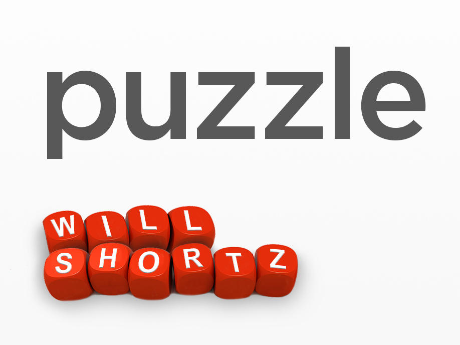 One Letter Two Words Make Up This Weeks Sunday Puzzle Wypr