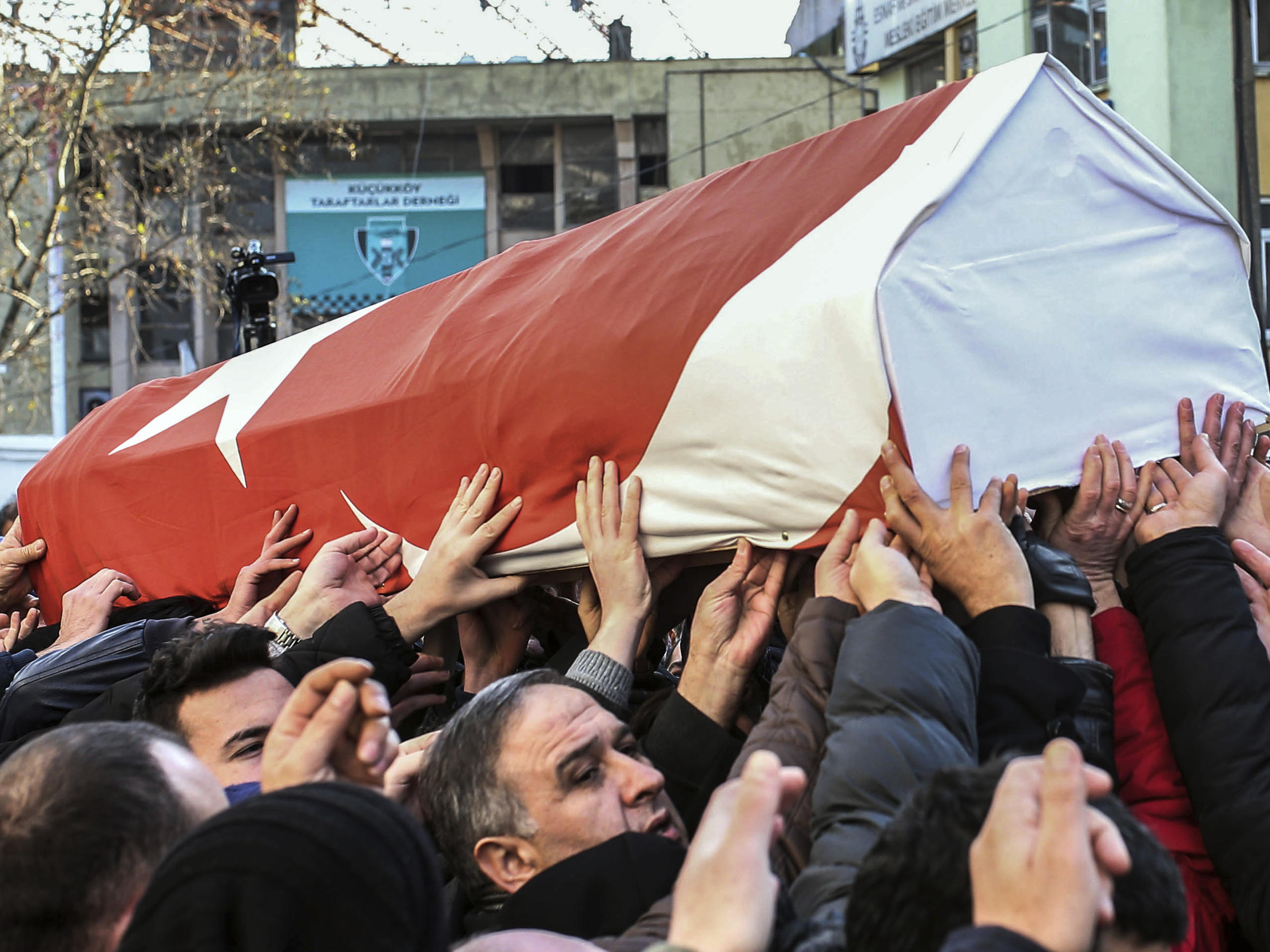 ISIS Claims Responsibility In Turkish Nightclub Attack