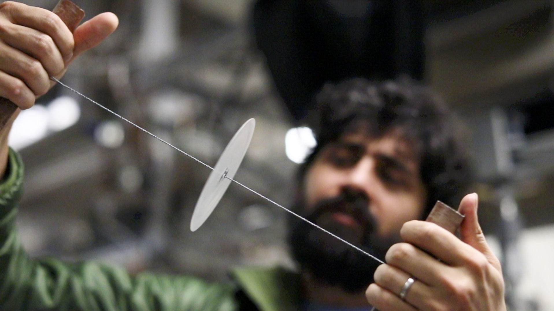 Paper centrifuge can help detect diseases in developing nations