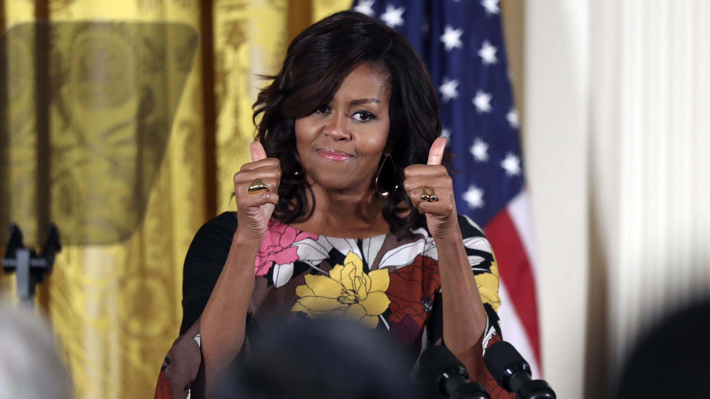 meaning of michelle essays celebrate first lady s realness wlrn first lady michelle obama welcomes community leaders from across the country to celebrate the successes and