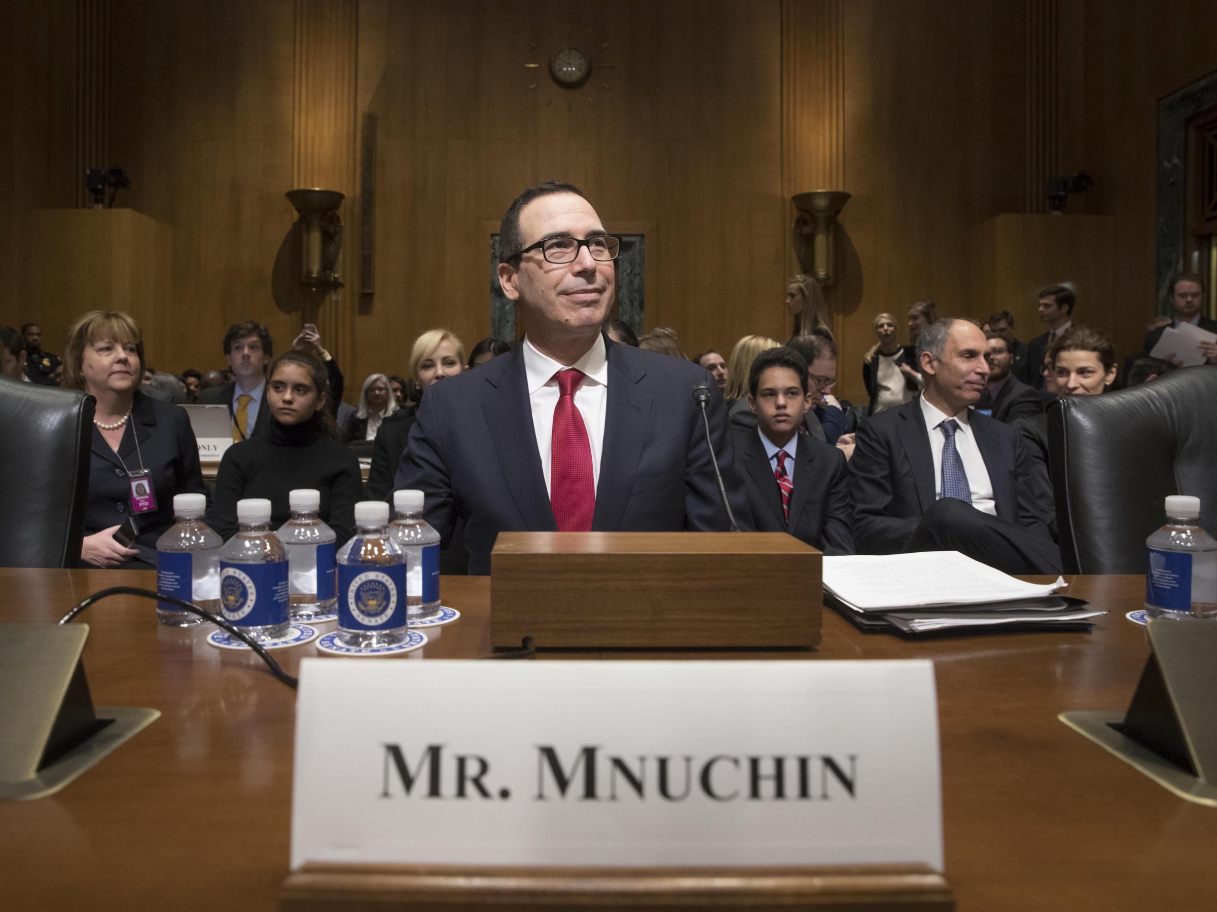 Trump Treasury Nominee Steven Mnuchin Foreclosed on Octomom