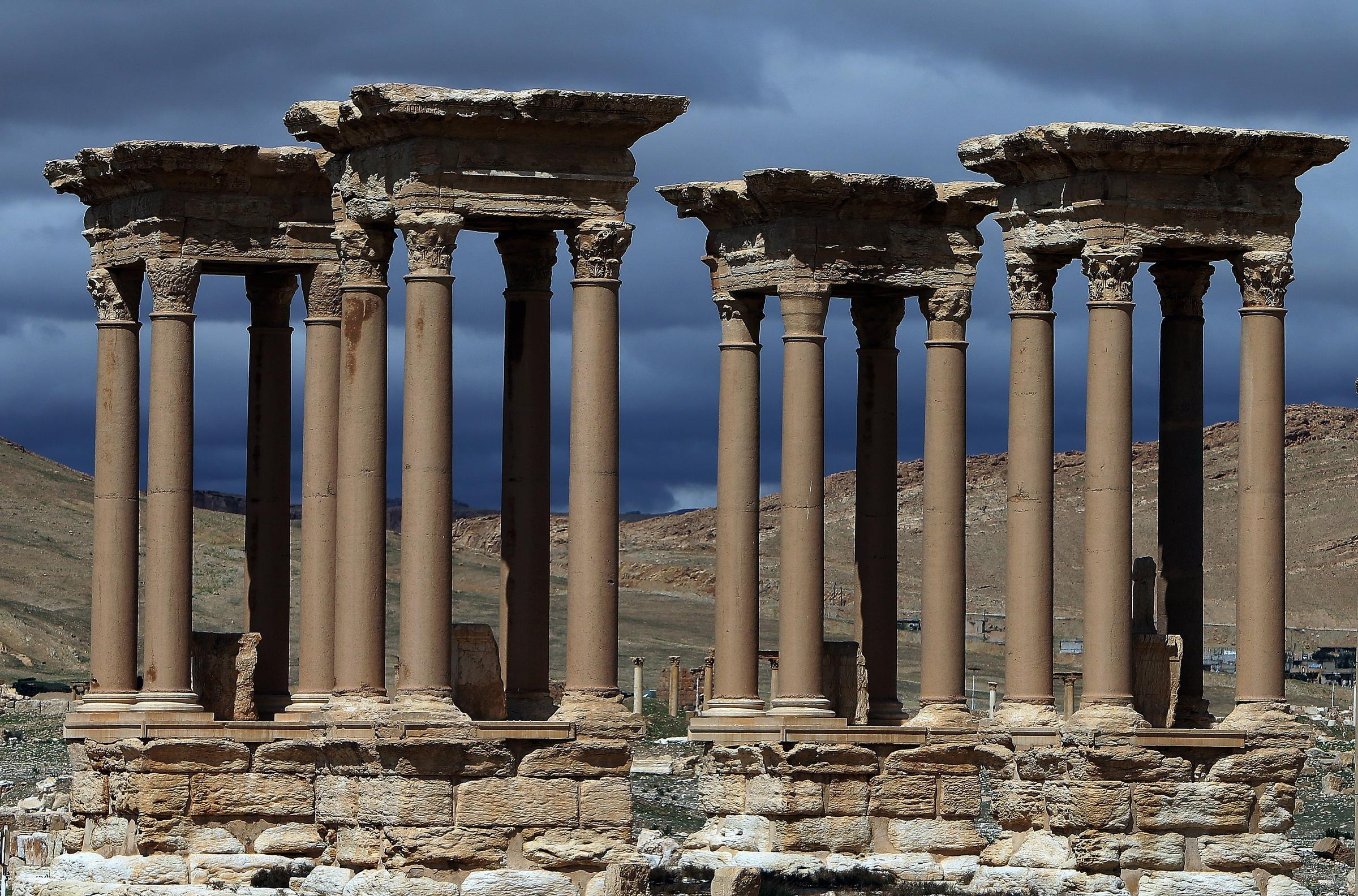 Daesh Ruins Palmyra to 'Deprive Syrians of Their Past and Future'