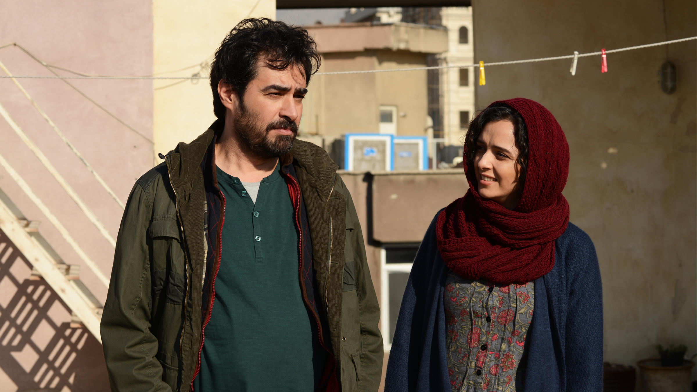 Iranian Star of 'The Salesman' to Boycott Oscars Over Trump's Visa Ban