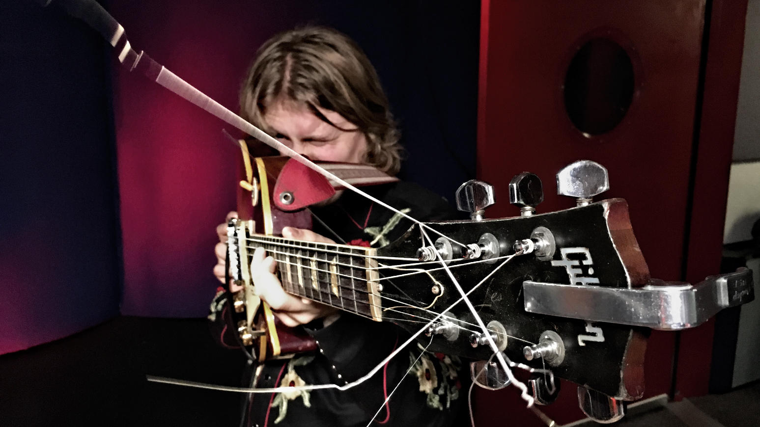 Ty Segall Break A Guitar Live Kuac