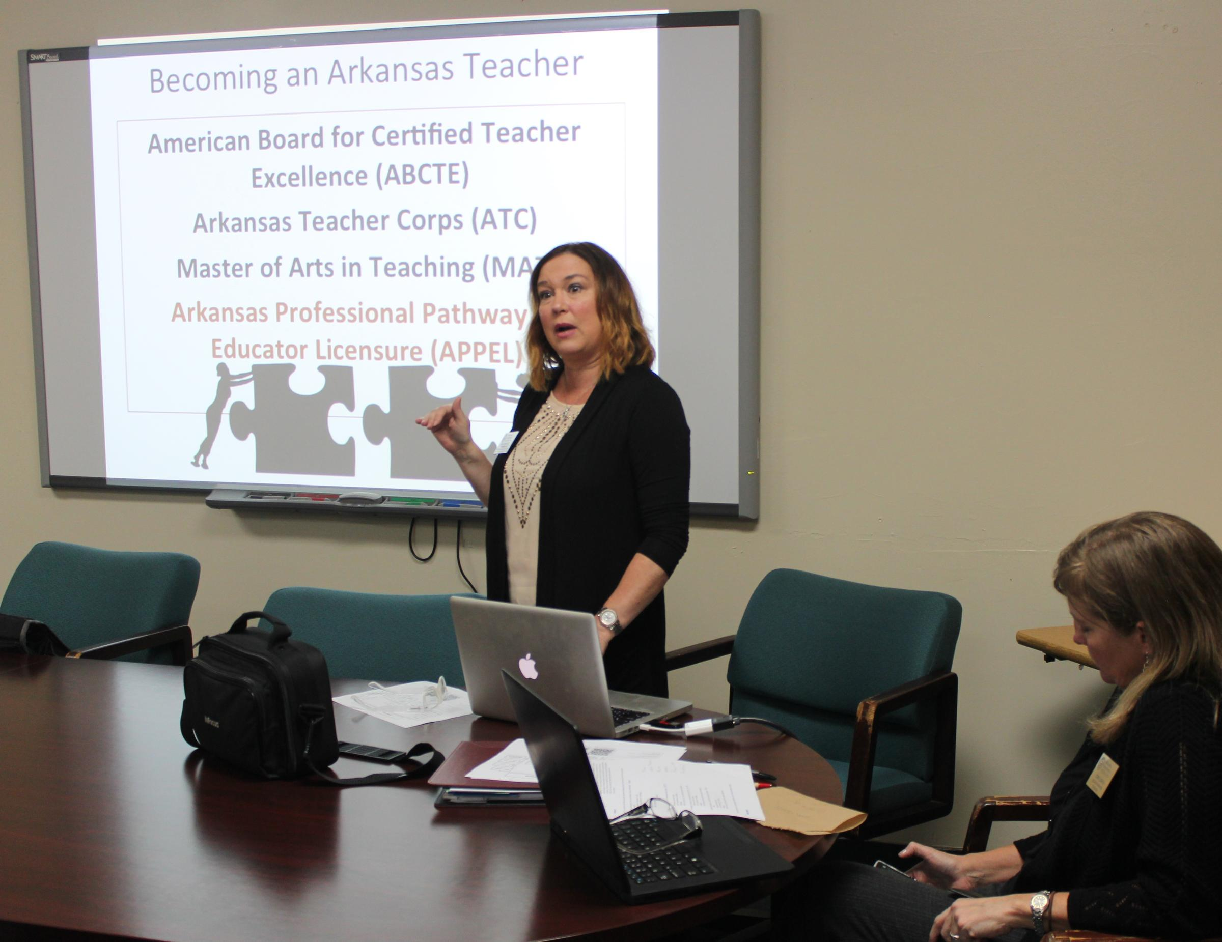 Arkansas schools hire untrained teachers as people lose interest view slideshow 6 of 6 1betcityfo Images