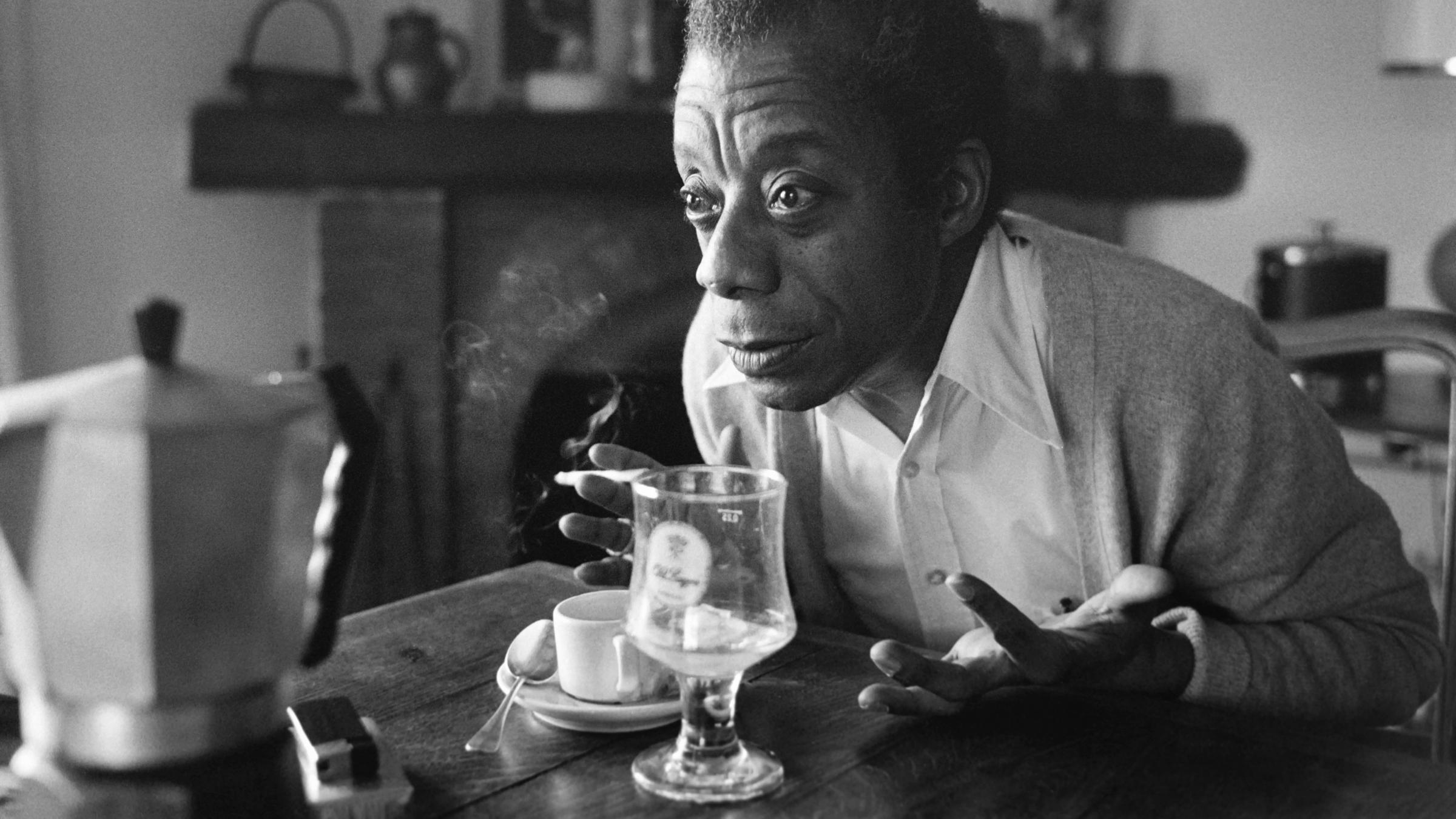 director raoul peck james baldwin was speaking directly to me james baldwin poses at his home in saint paul de vence in 1979