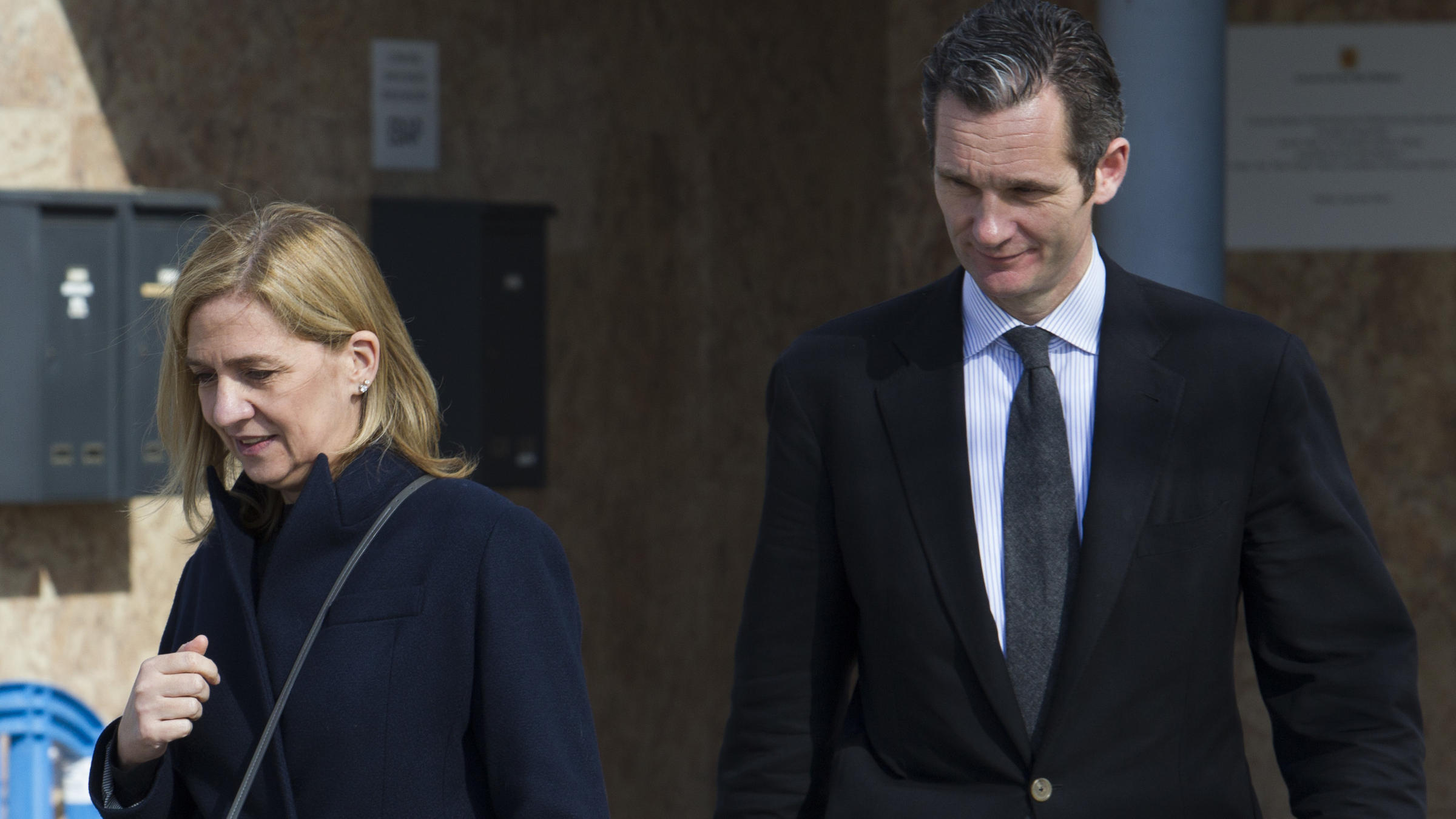 King Felipe's Brother-in-Law Guilty of Fraud, Infanta Cristina Acquitted - Court
