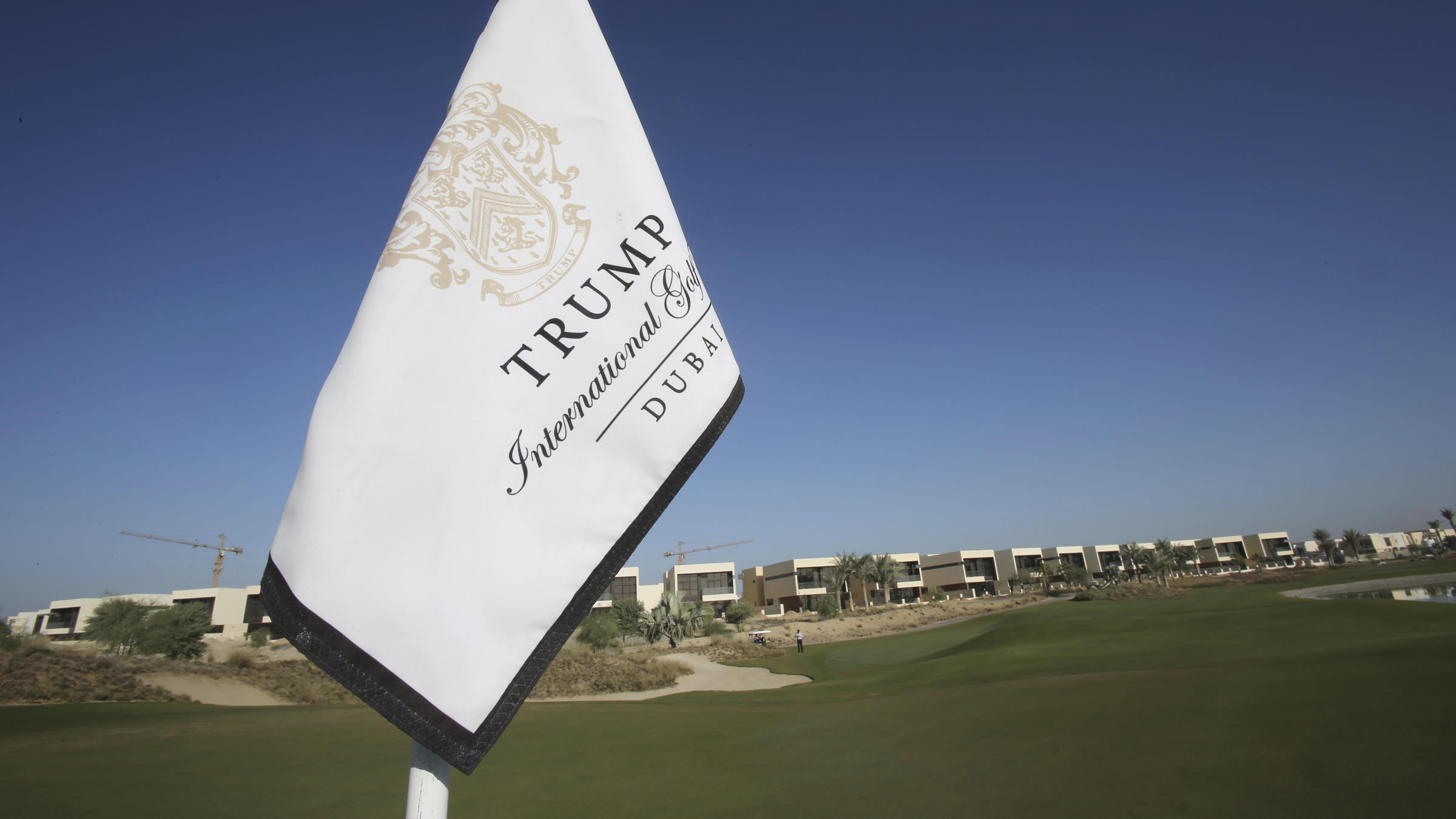 Trump's Sons Heading To Dubai As Business Interests Continue To Expand ...