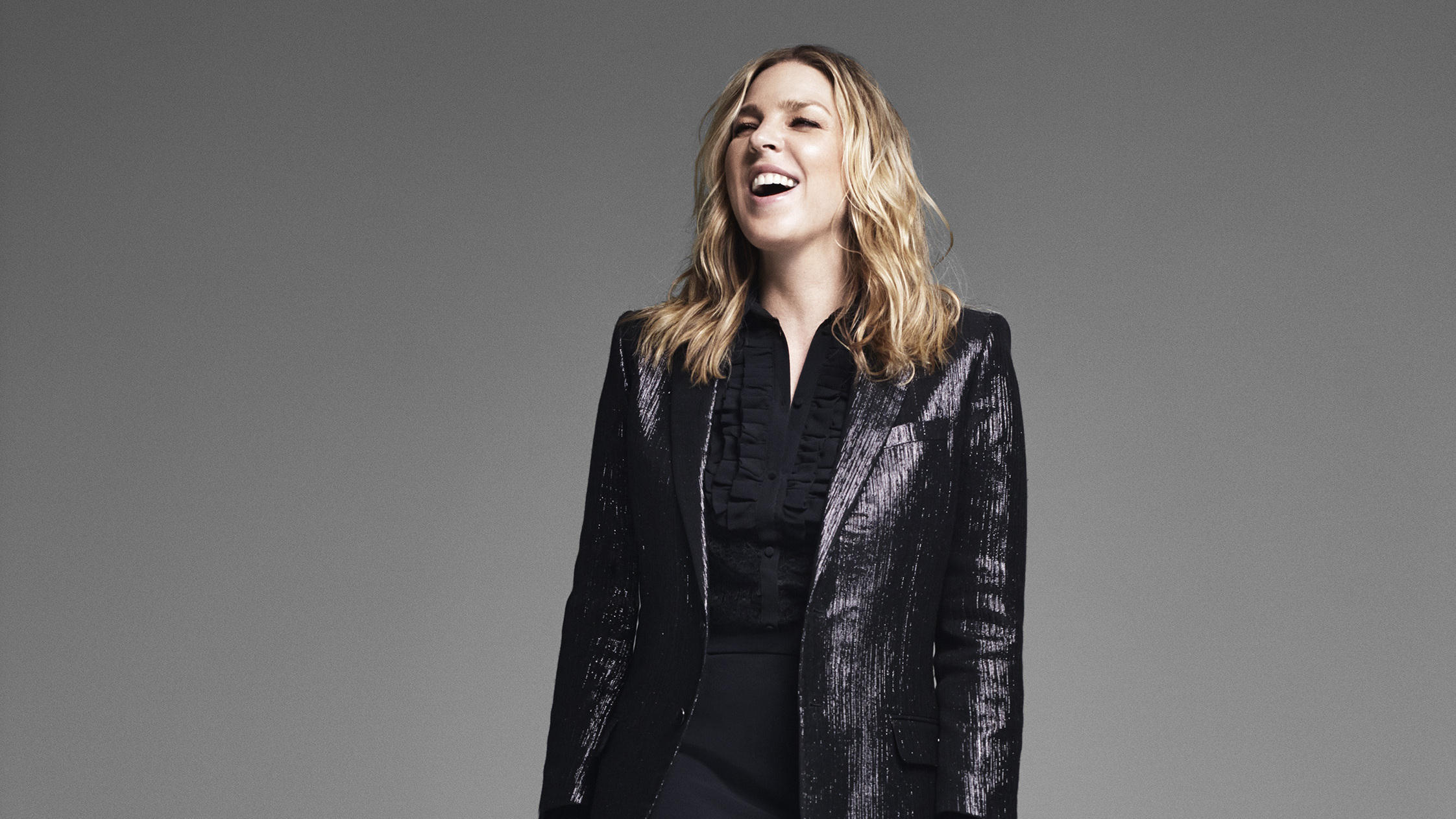 Diana Kralls Latest Album A Collection Of Jazz Takes On Rock And Pop Classics Is Called Wallflower