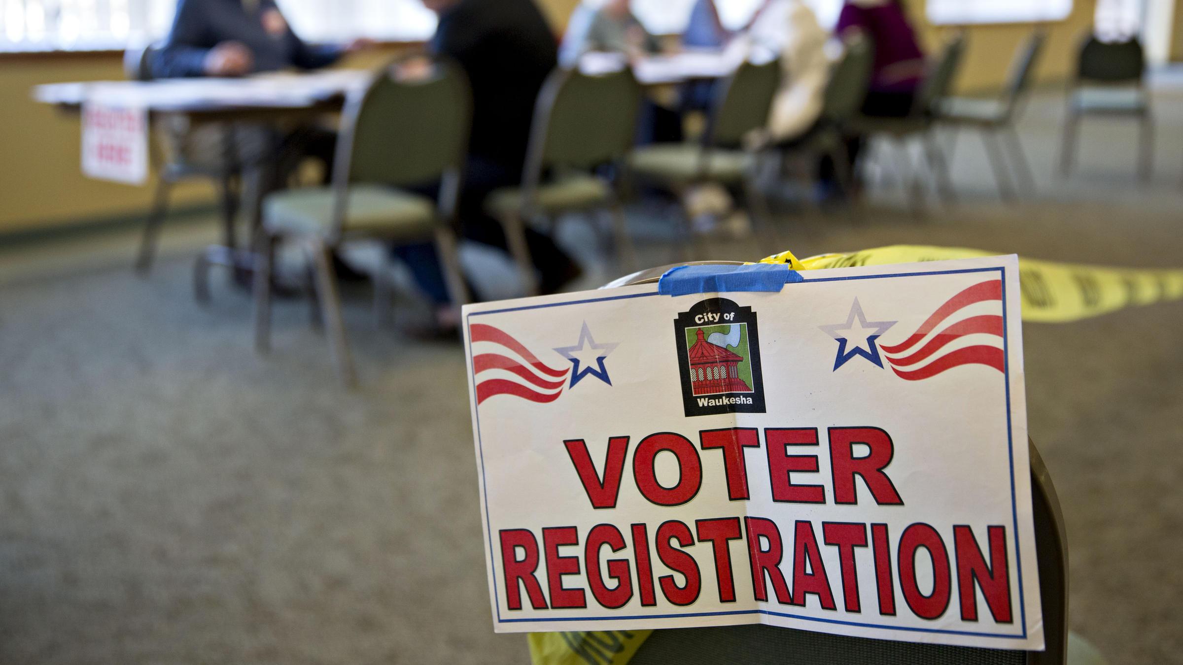 Voter Registration Conservatives F...