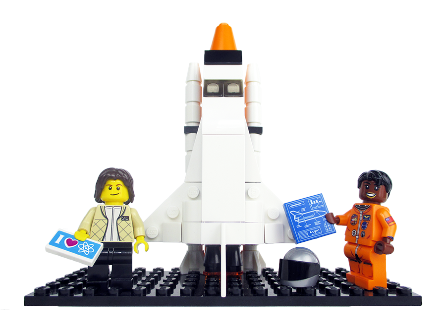 Lego announces lift off for 'Women of NASA' set