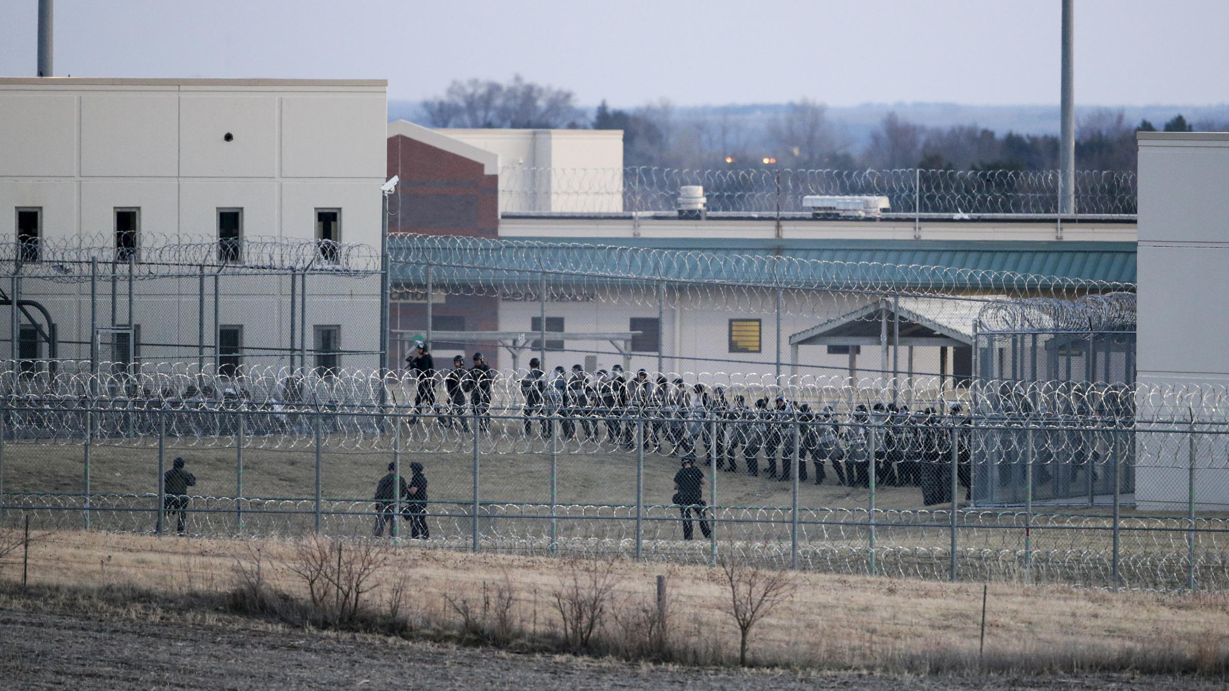 2 Inmates Are Killed In Nebraska Prison Disturbance | WJSU