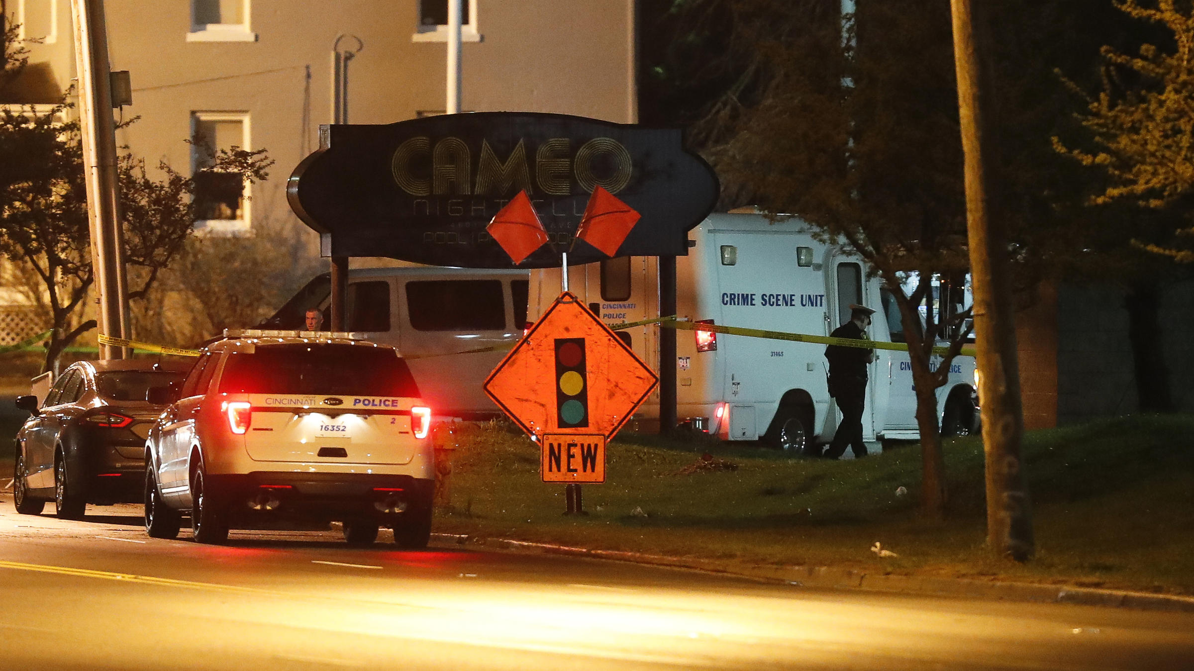 One dead, 15 injured after Cincinnati nightclub shooting