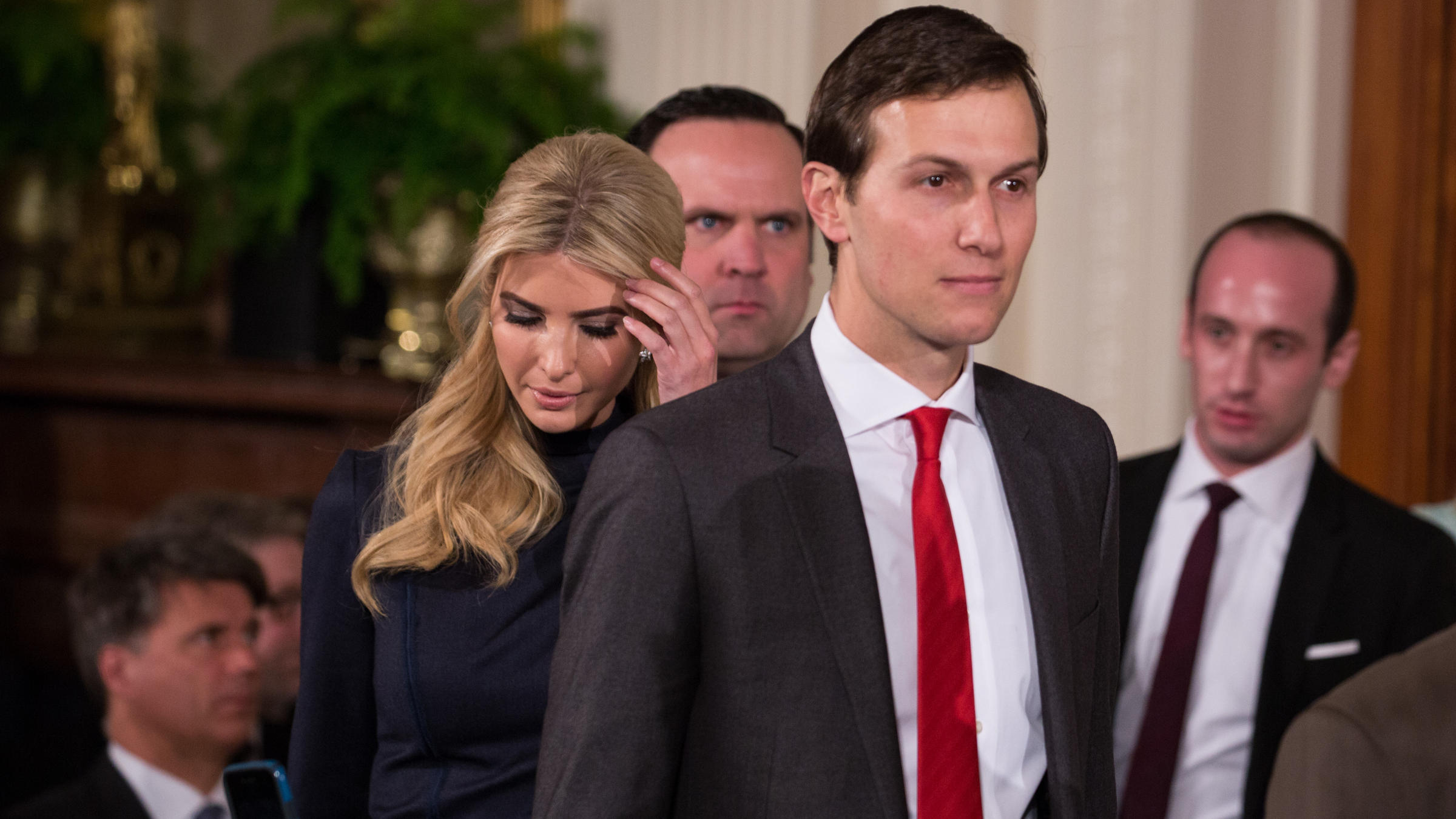 US Senate panel to question Trump son-in-law on Russians