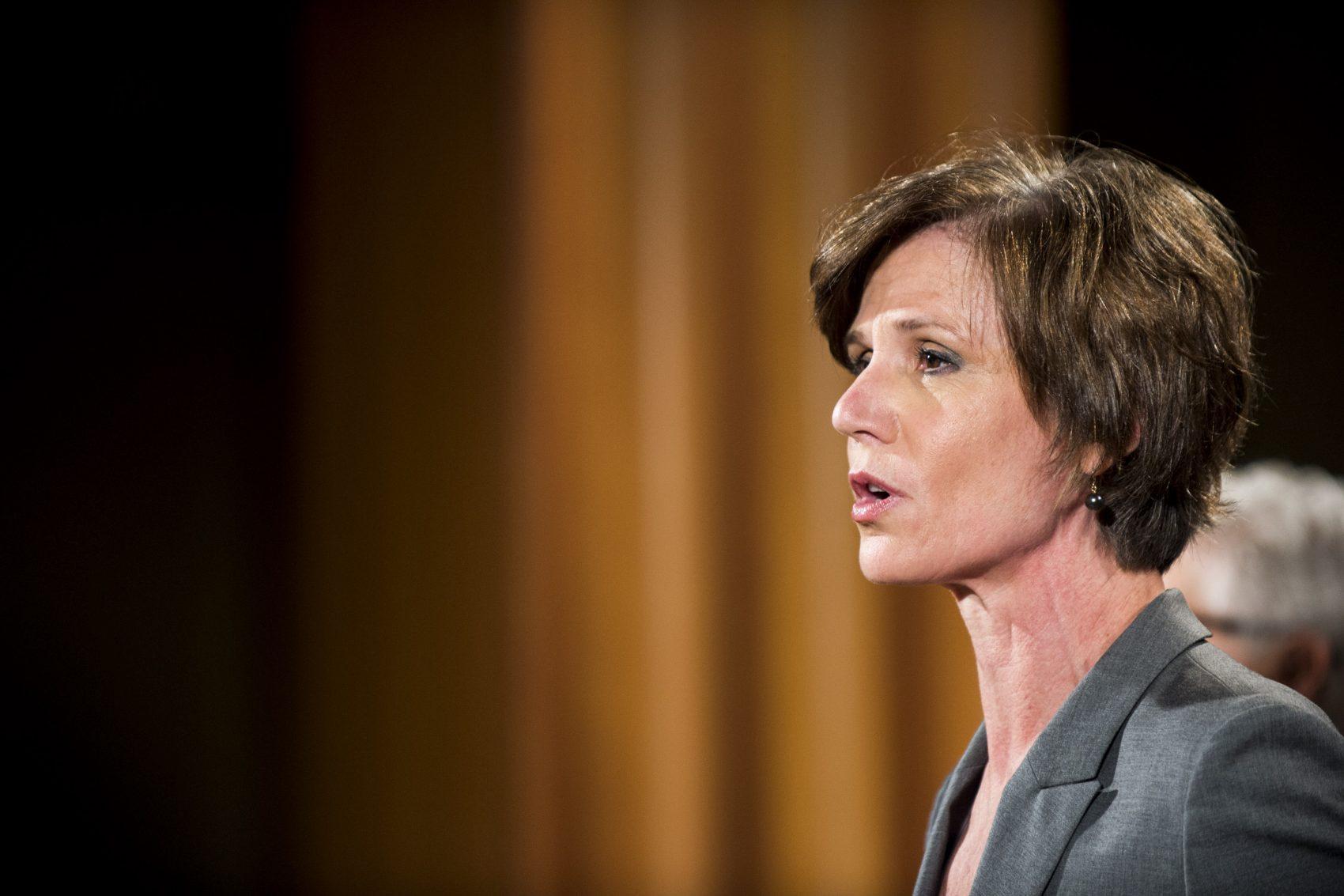 White House denies it sought to prevent Yates' testimony