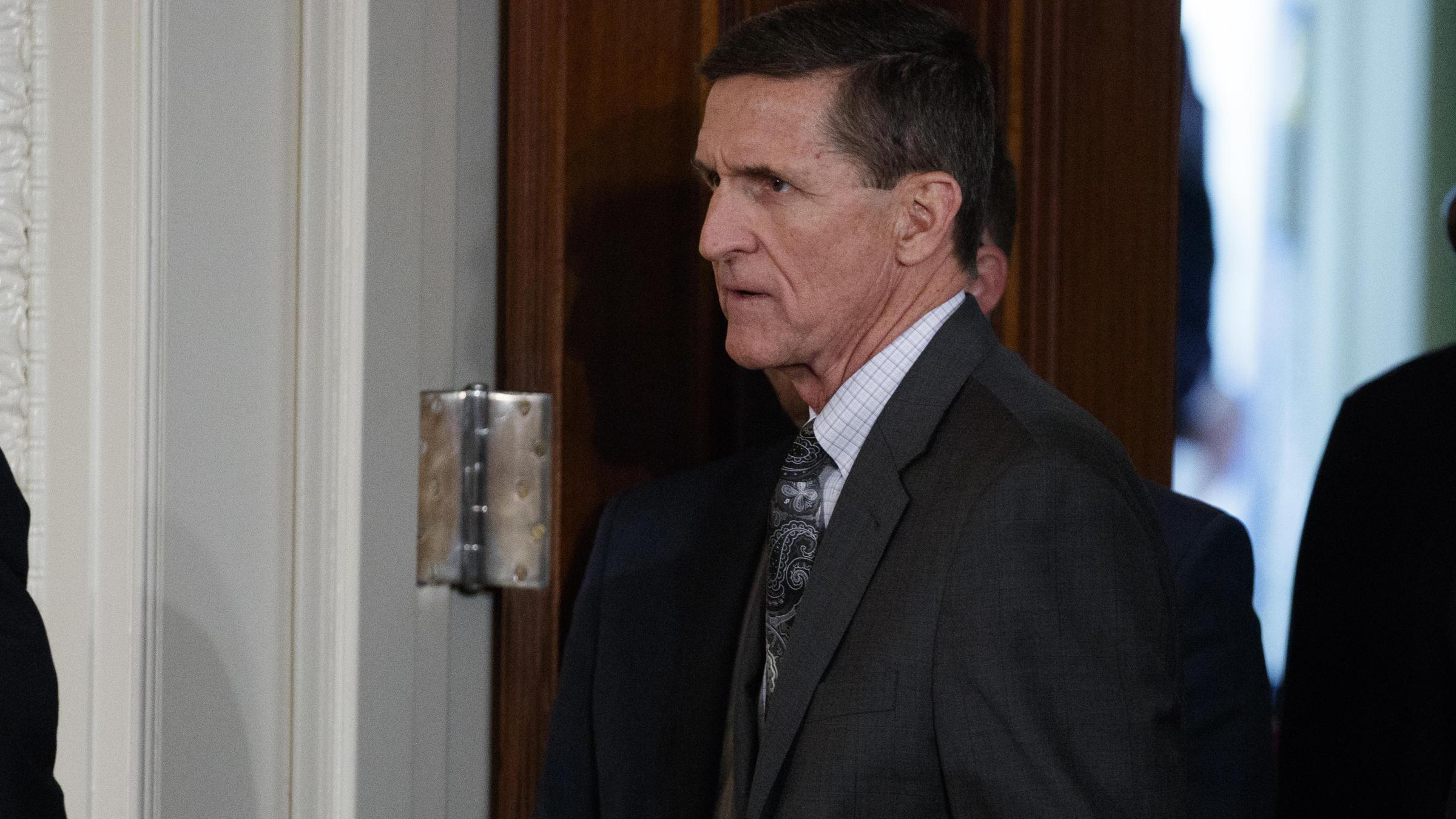 Flynn seeks immunity for testimony