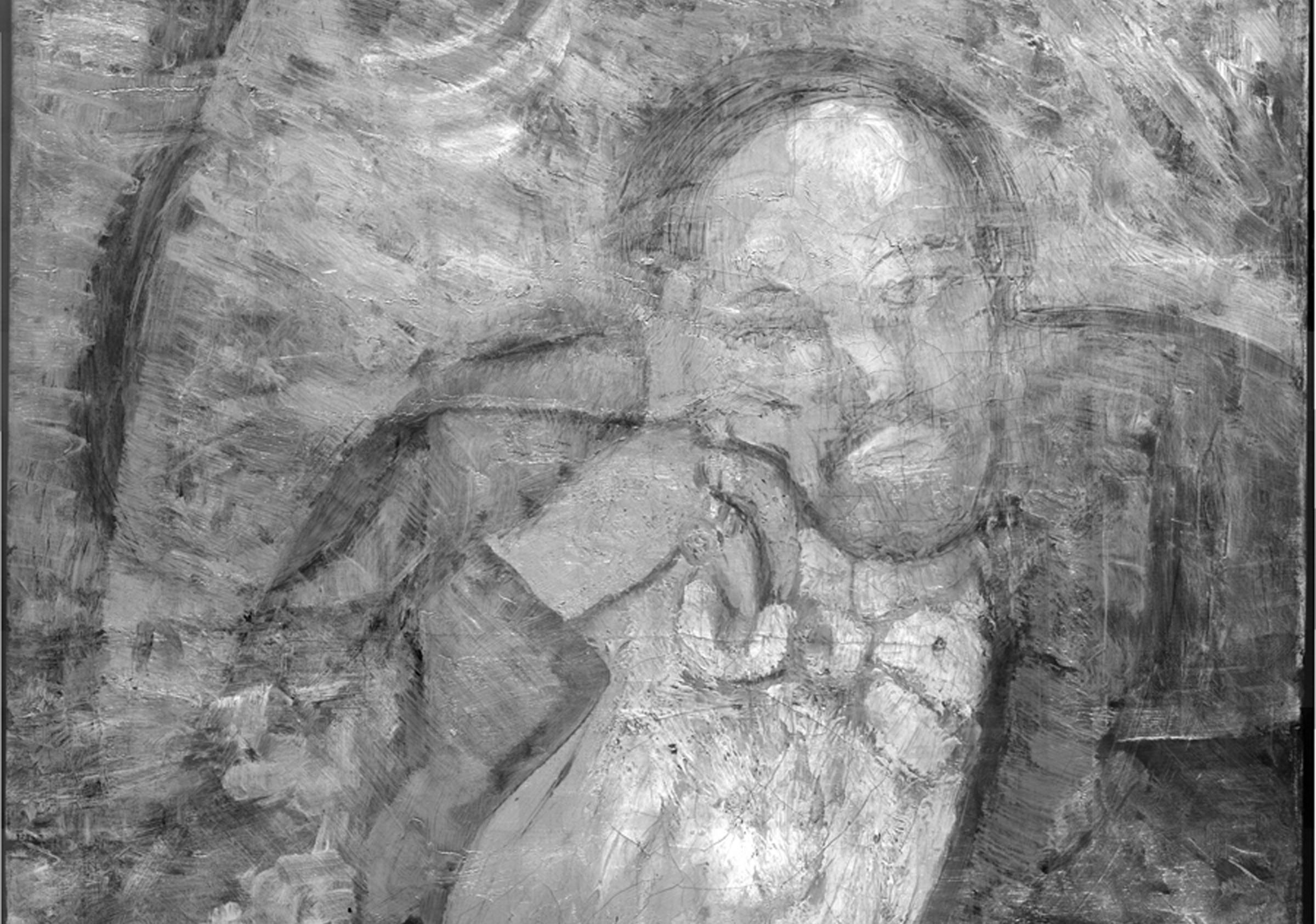 Buried By Picasso, The Man Beneath \'The Blue Room\' Tells A Story | WUNC