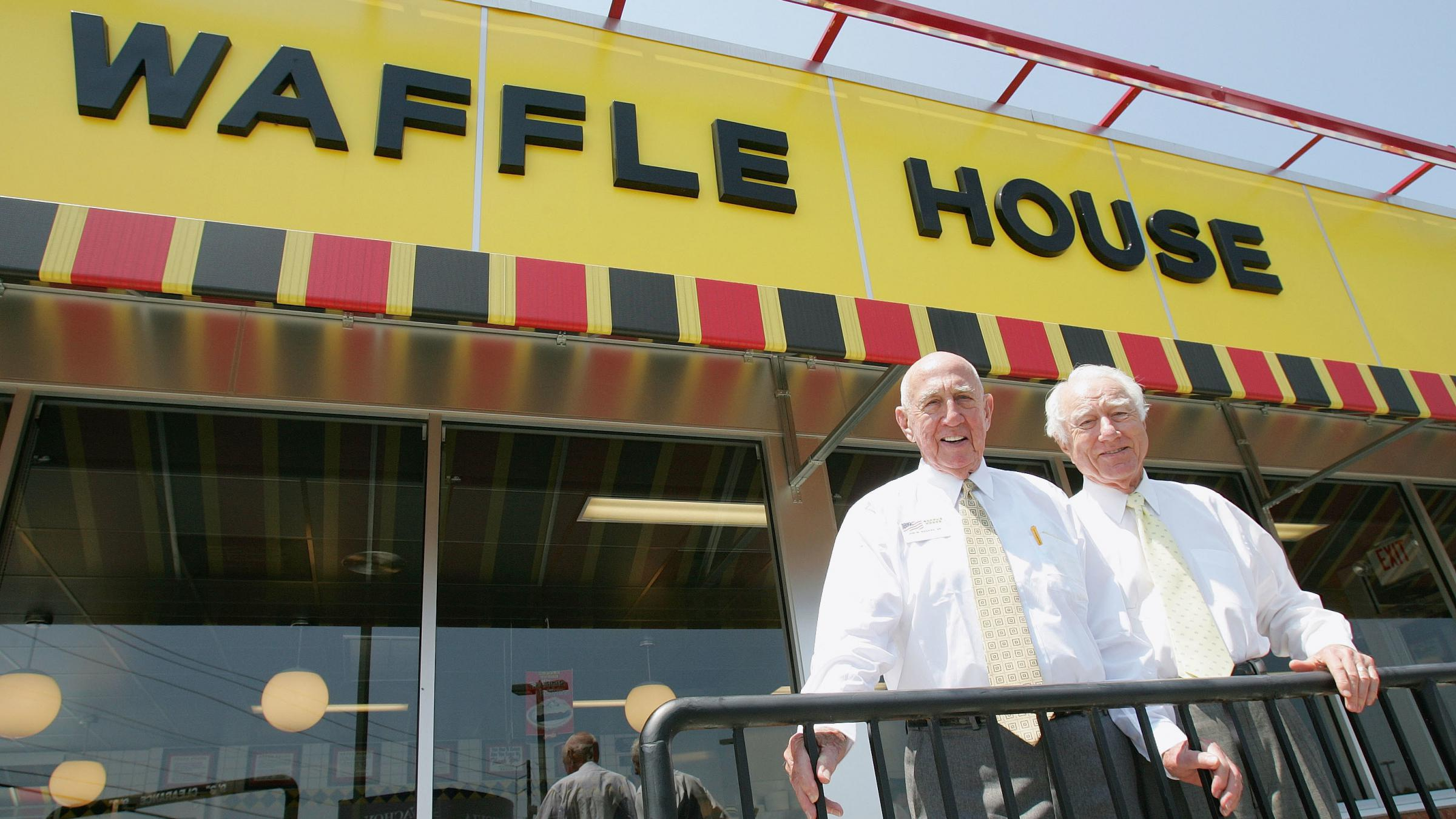 Waffle House Co Founder Joe Rogers Sr Dies At