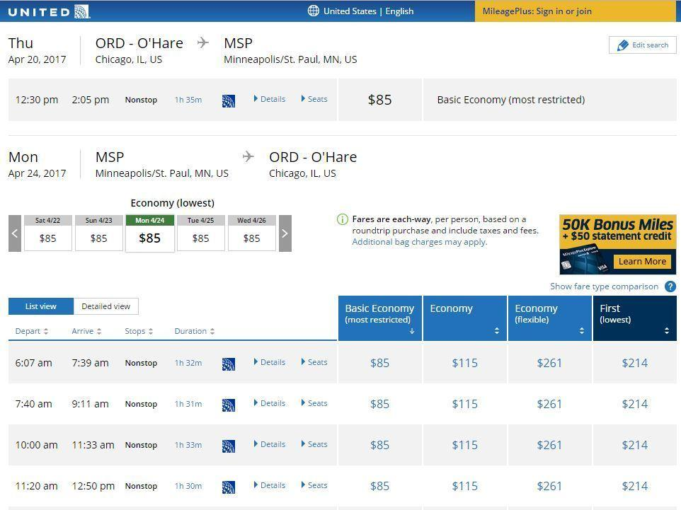New 39 basic economy 39 airfares may not be as cheap as you for Site for cheapest flights