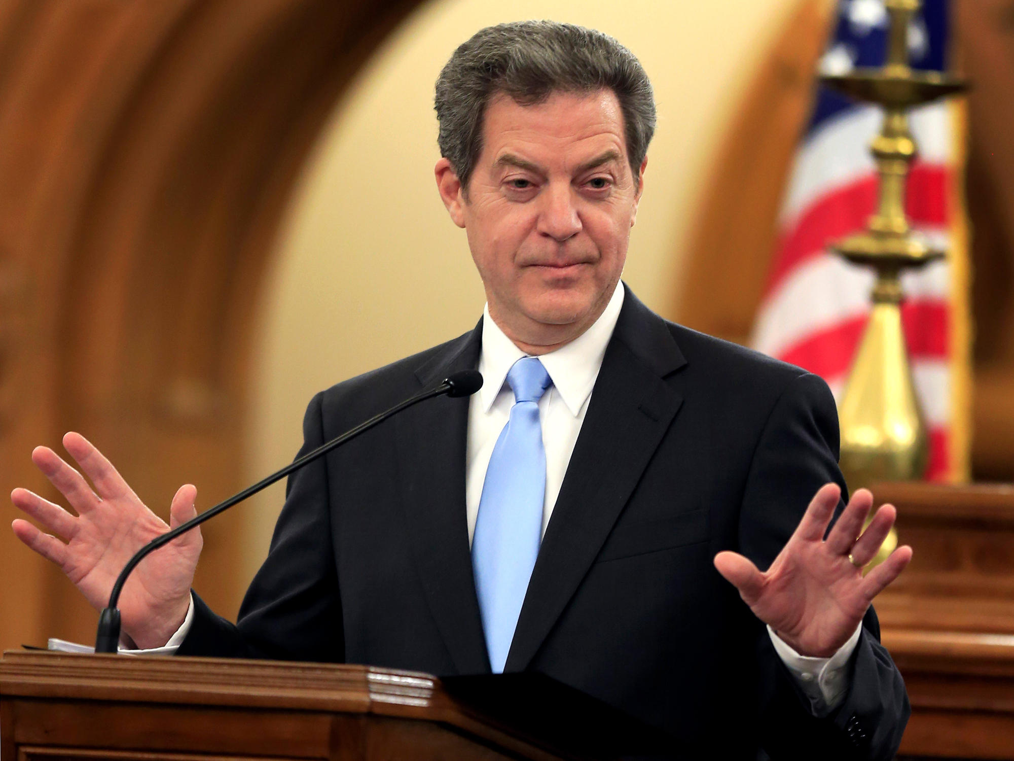 Kansas House fails in attempt to override Medicaid veto