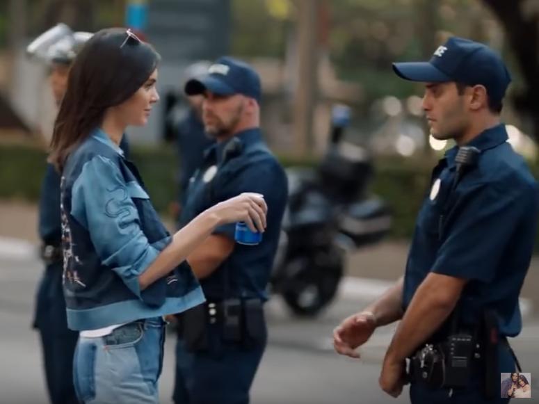 Pepsi pulls Kendal Jenner ad after online backlash