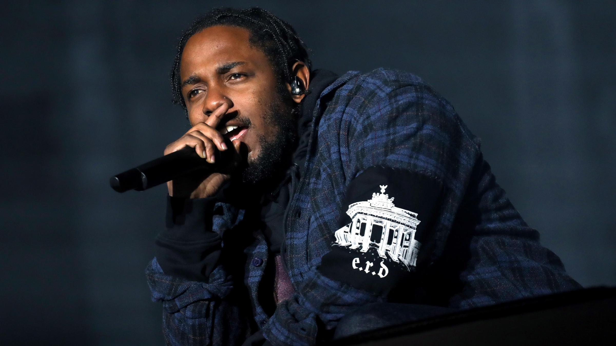 Kendrick Lamar's new album arrives April 14