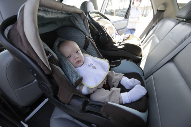 Measure Would Require Rear-Facing Car Seats Until Age 2 In Oregon ...