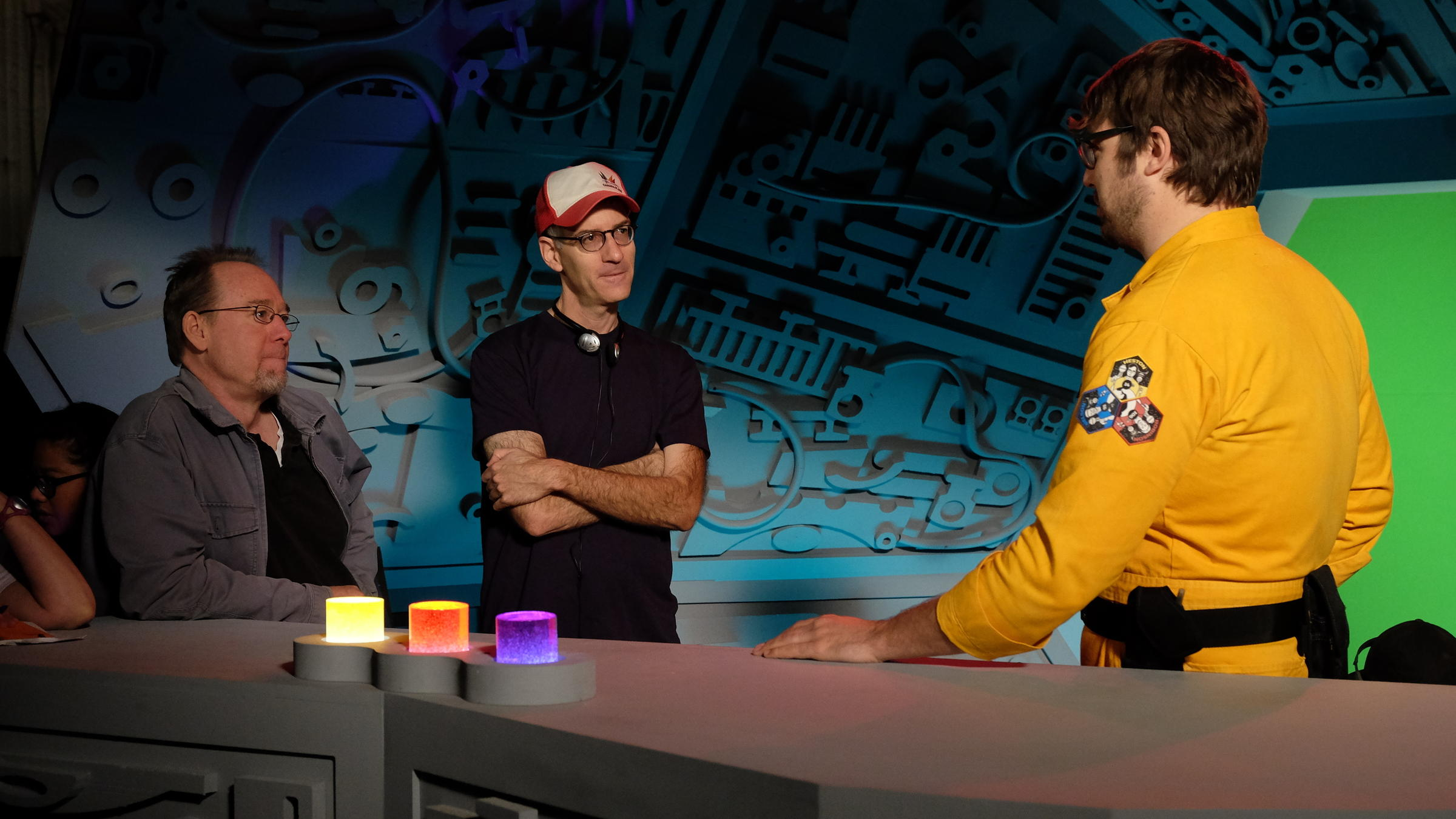 Mystery Science Theater 3000: The Return is now streaming on Netflix