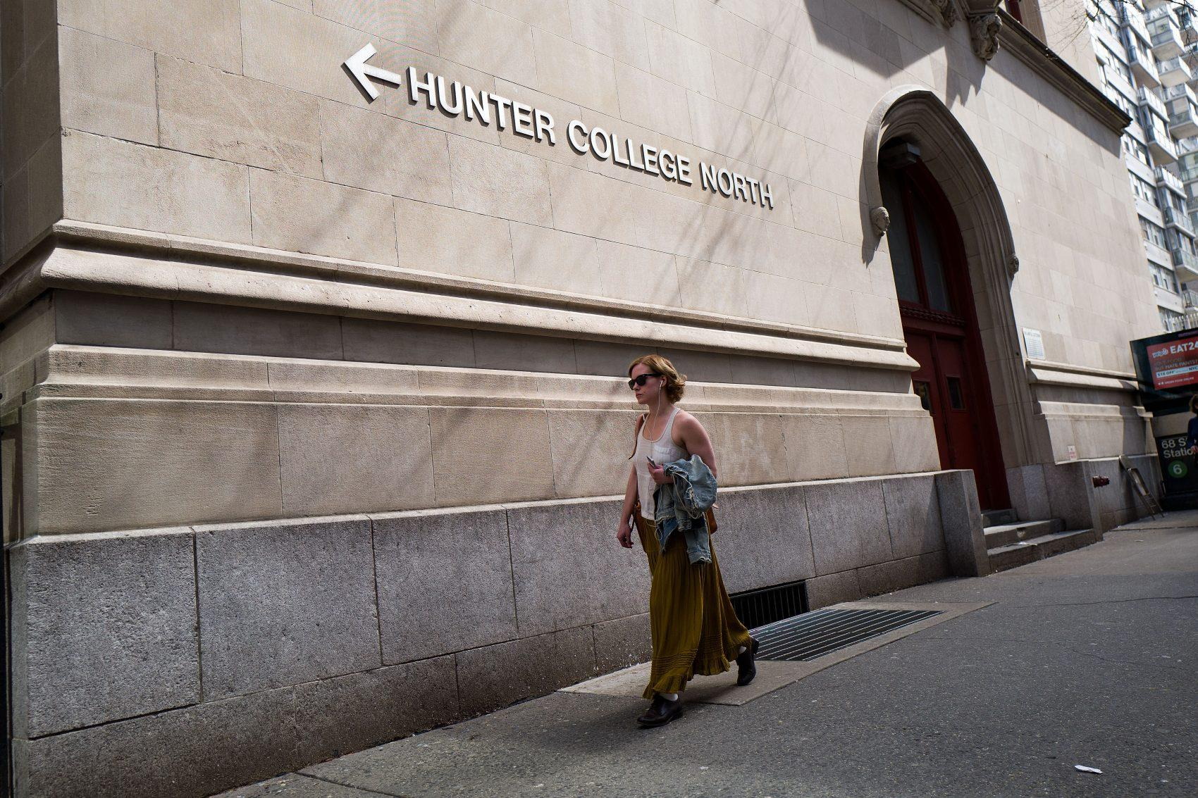 New York's Free Tuition For Some Students Gets Blowback