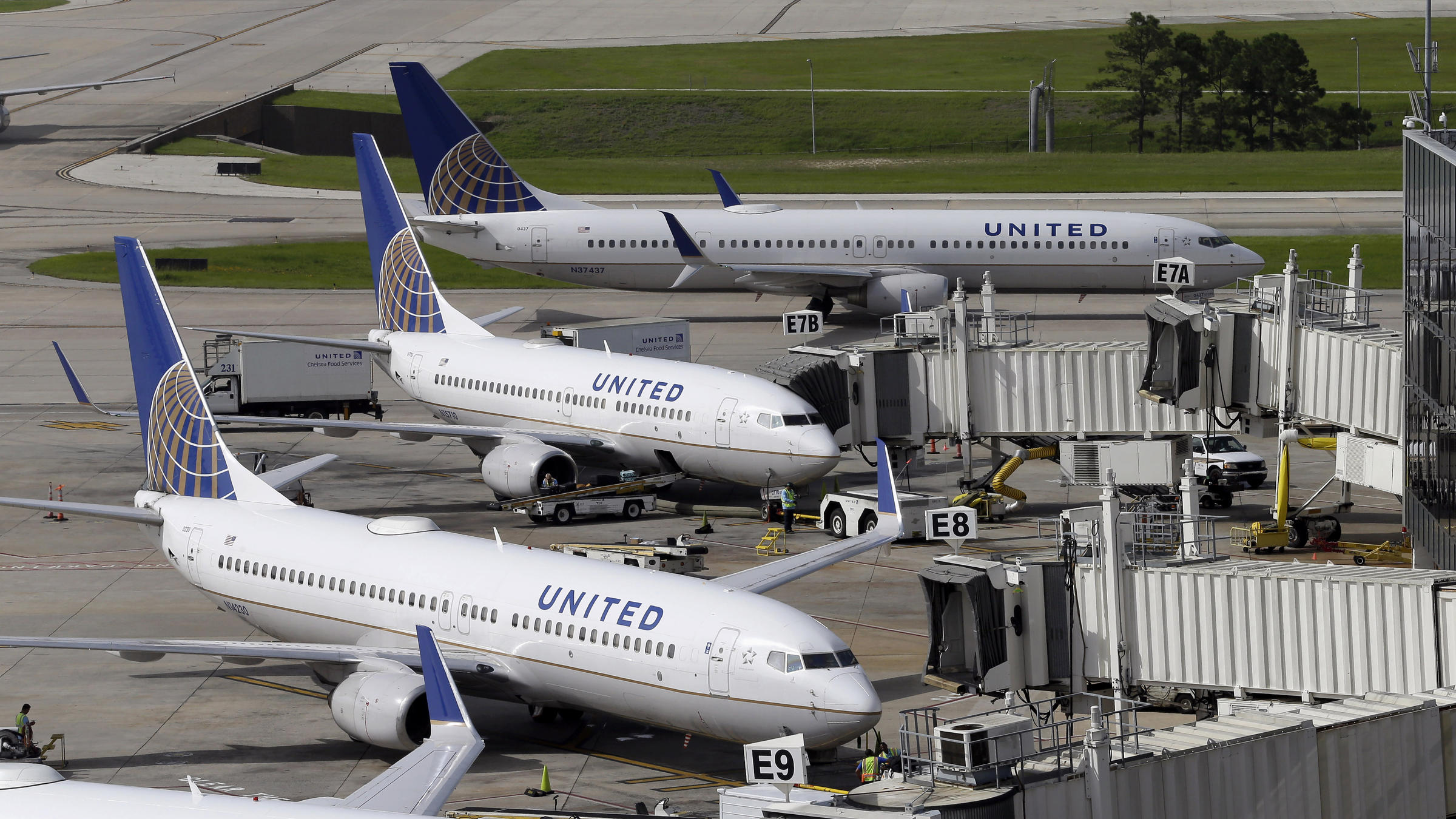 United kicks bride and groom heading for their wedding off flight