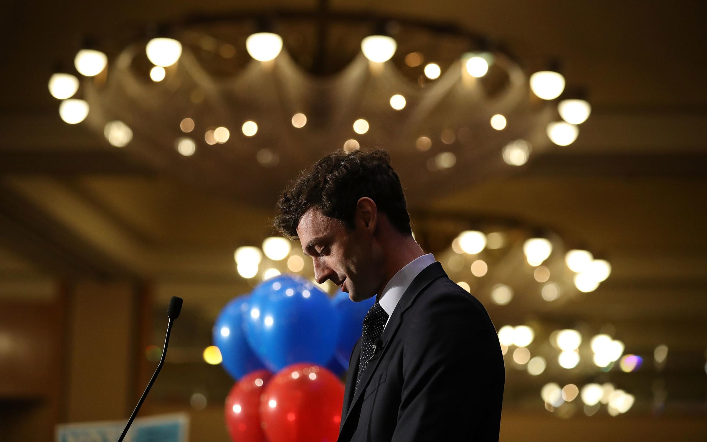 Trump slams 'failing' Democrats: 'It is now Hollywood vs