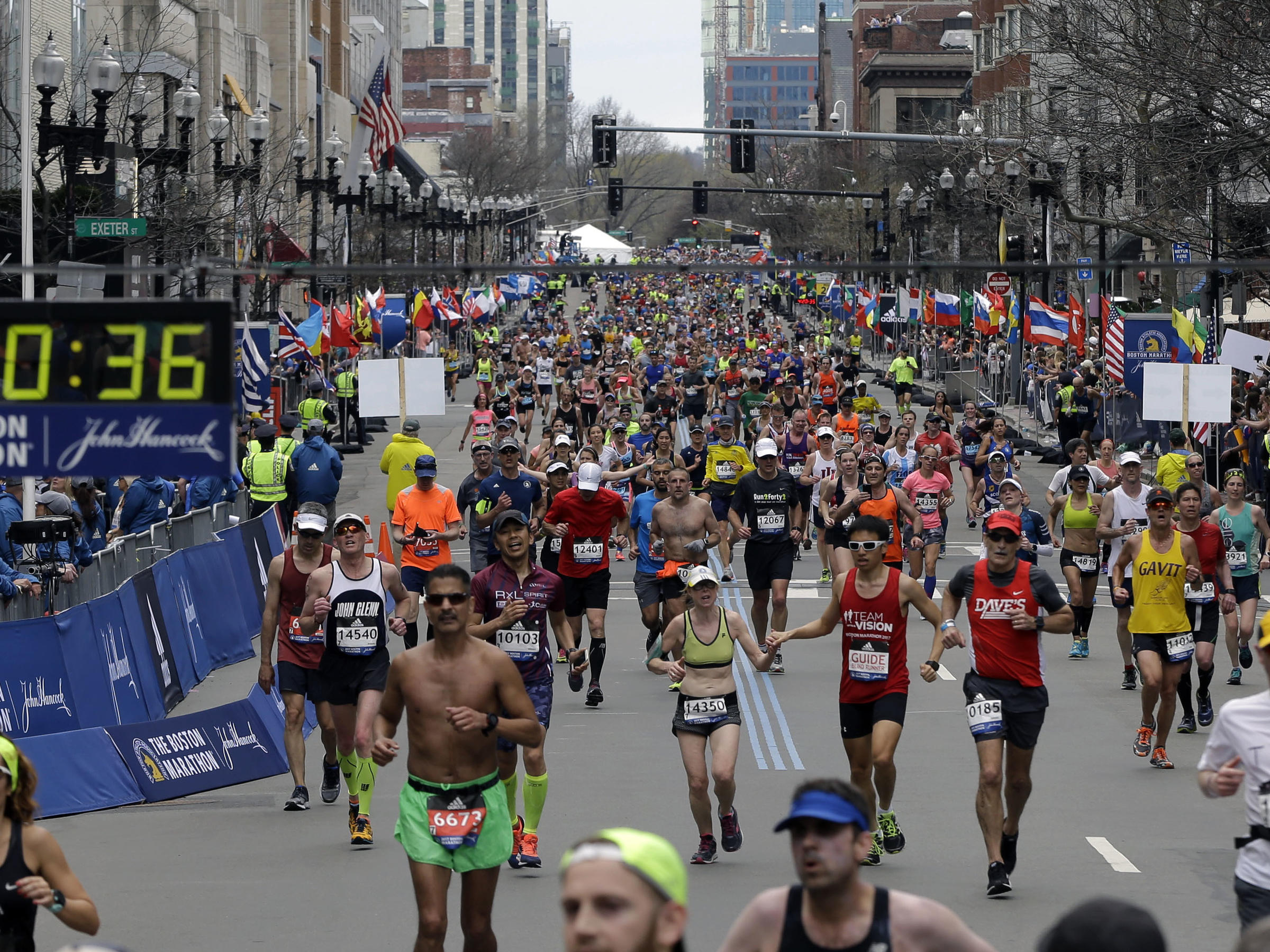 Adidas Sorry for Email Saying 'You Survived' Boston Marathon