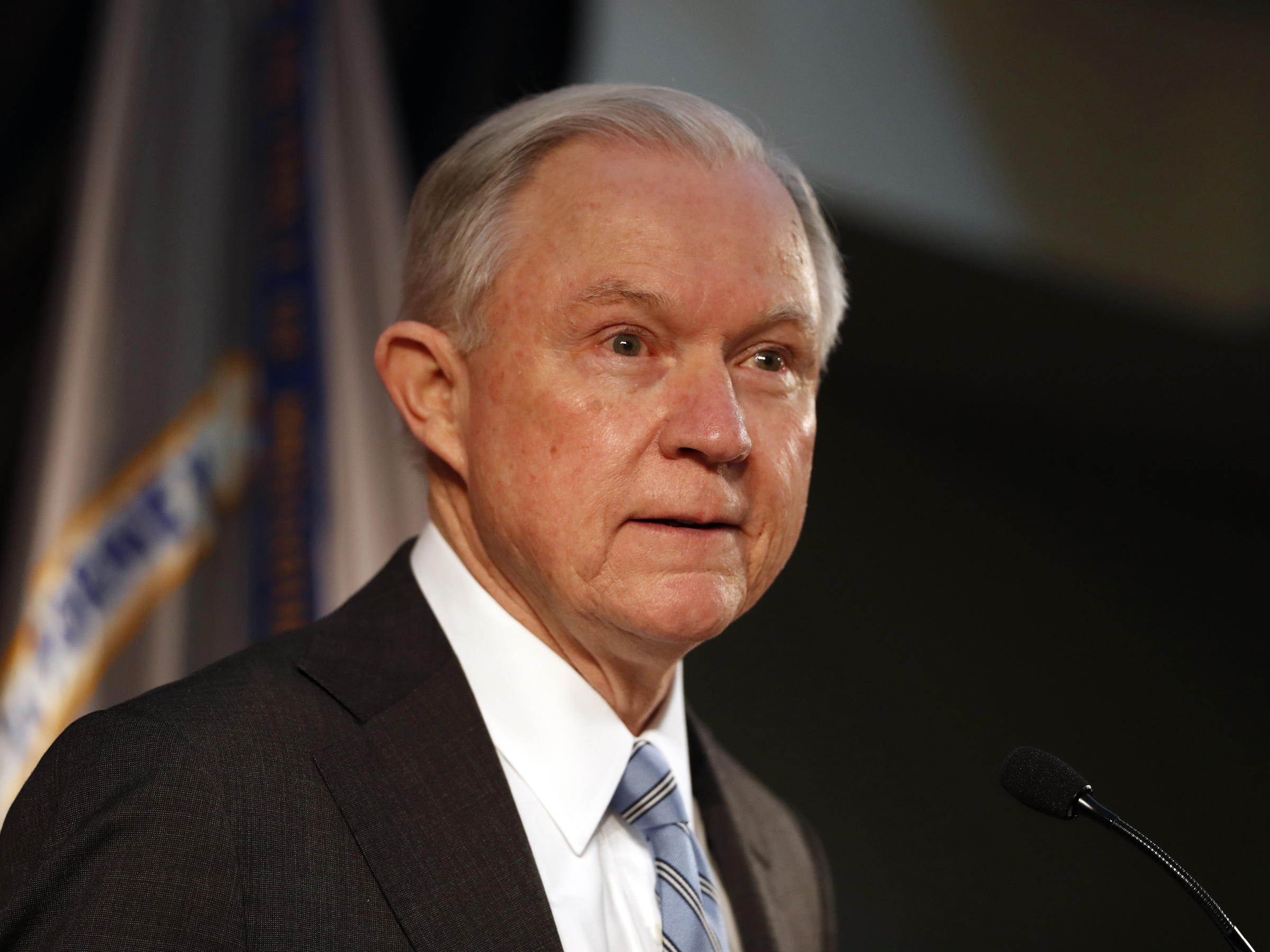 Justice Department Warns Cities On Immigration Enforcement