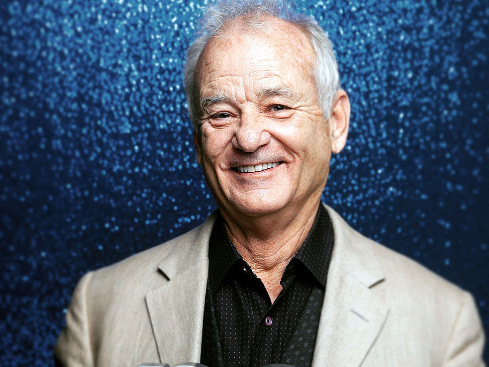 Bill Murray is working on a classical album