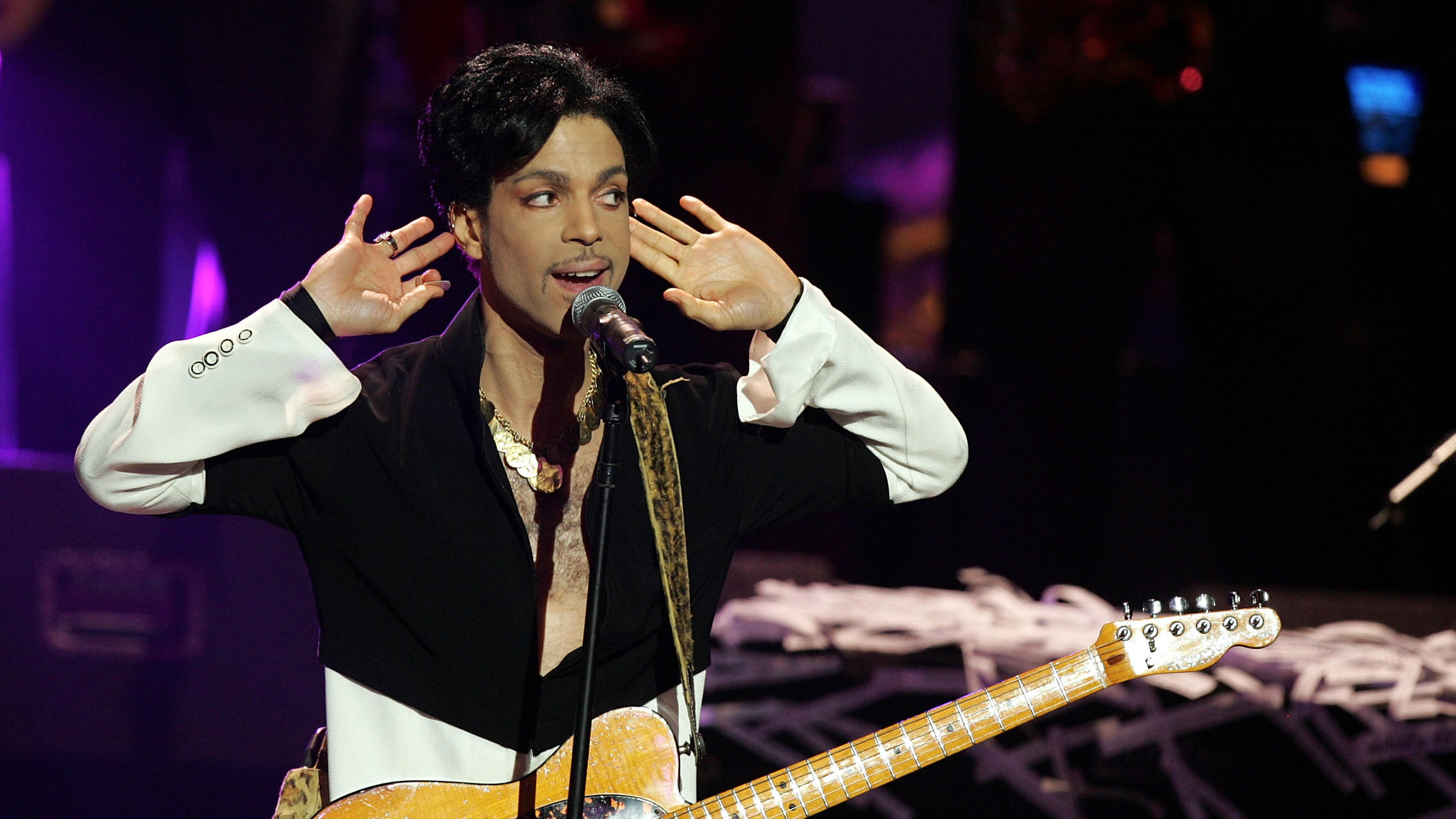 Court order blocks release of new Prince EP