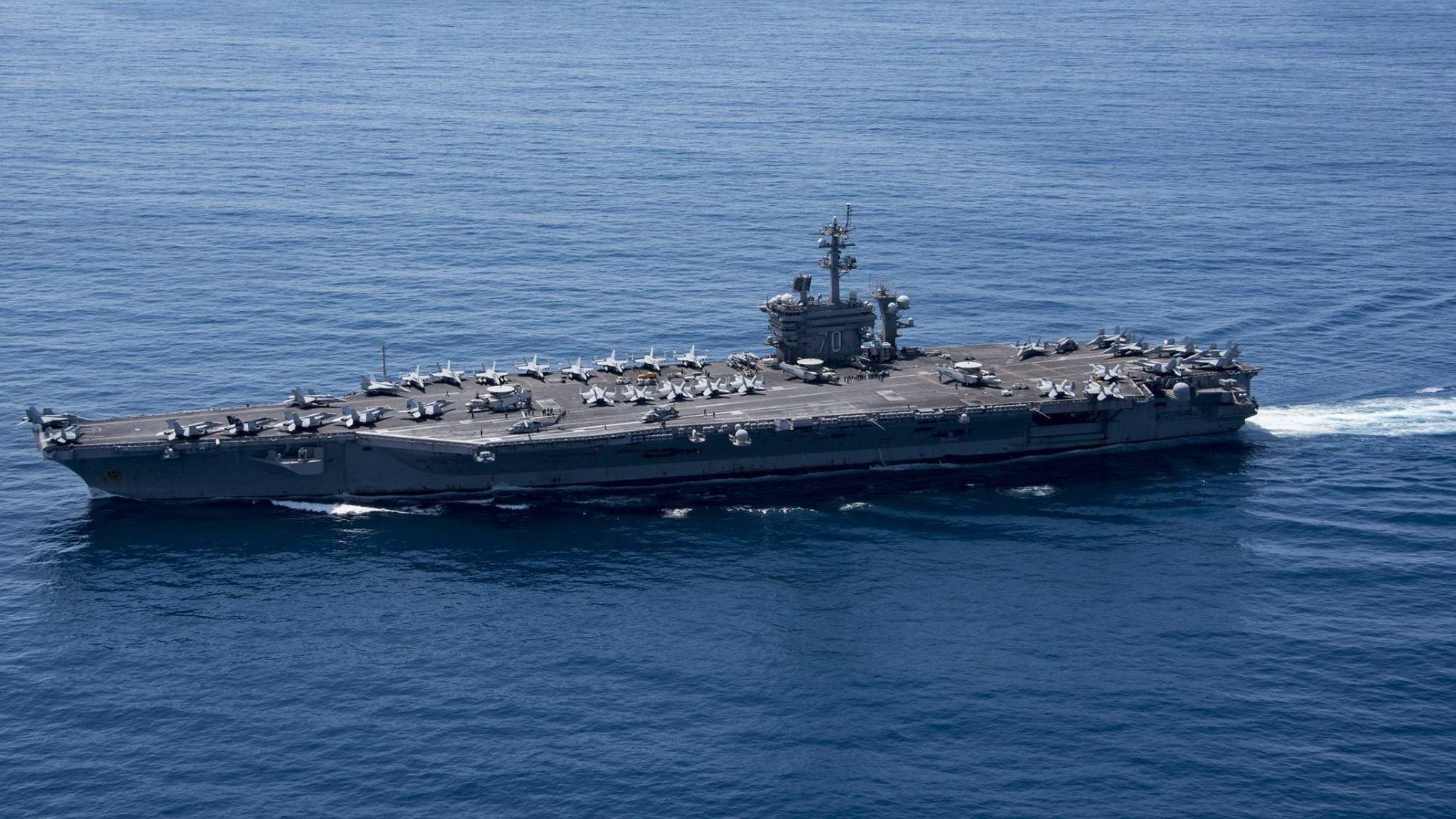 North Korea threatens to sink United States aircraft carrier