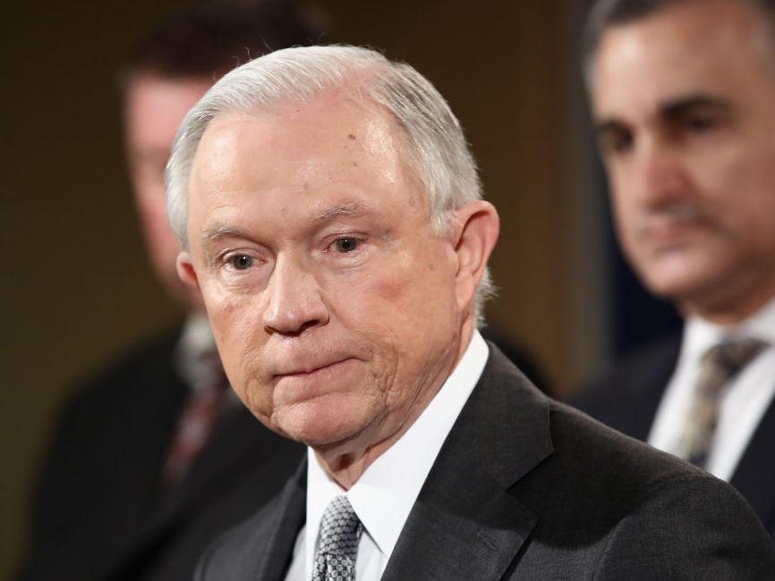 How Jeff Sessions' Drug Sentencing Guidelines Could Restart War On Drugs