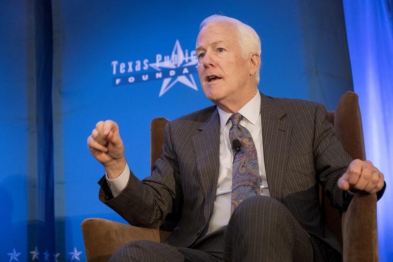 Cornyn says he will stay in Senate, won't be FBI director