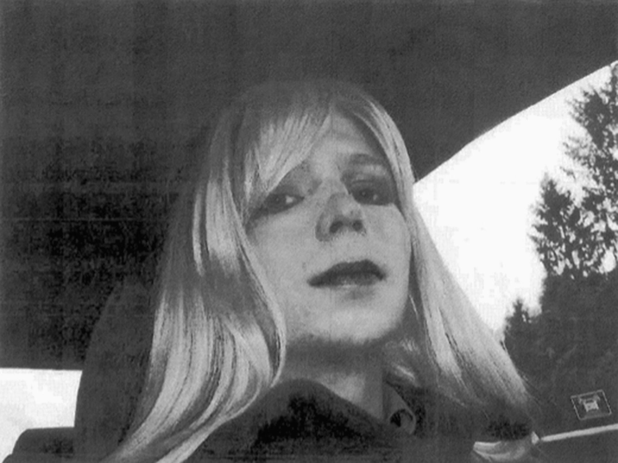 Pvt. Chelsea Manning released today after 7 years in prison, reports say