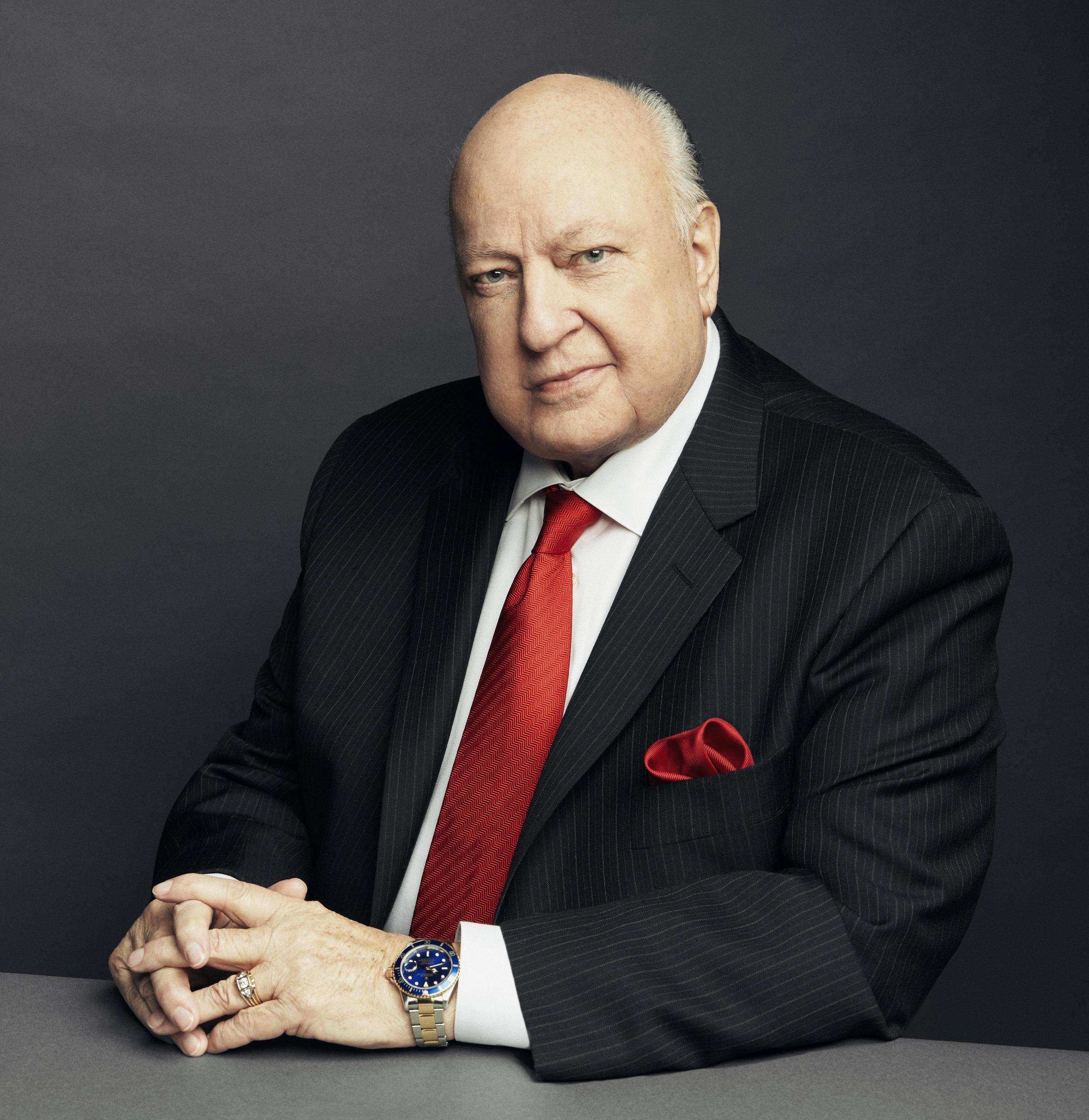 Roger Ailes, Former Fox CEO and Chairman, Dead at 77