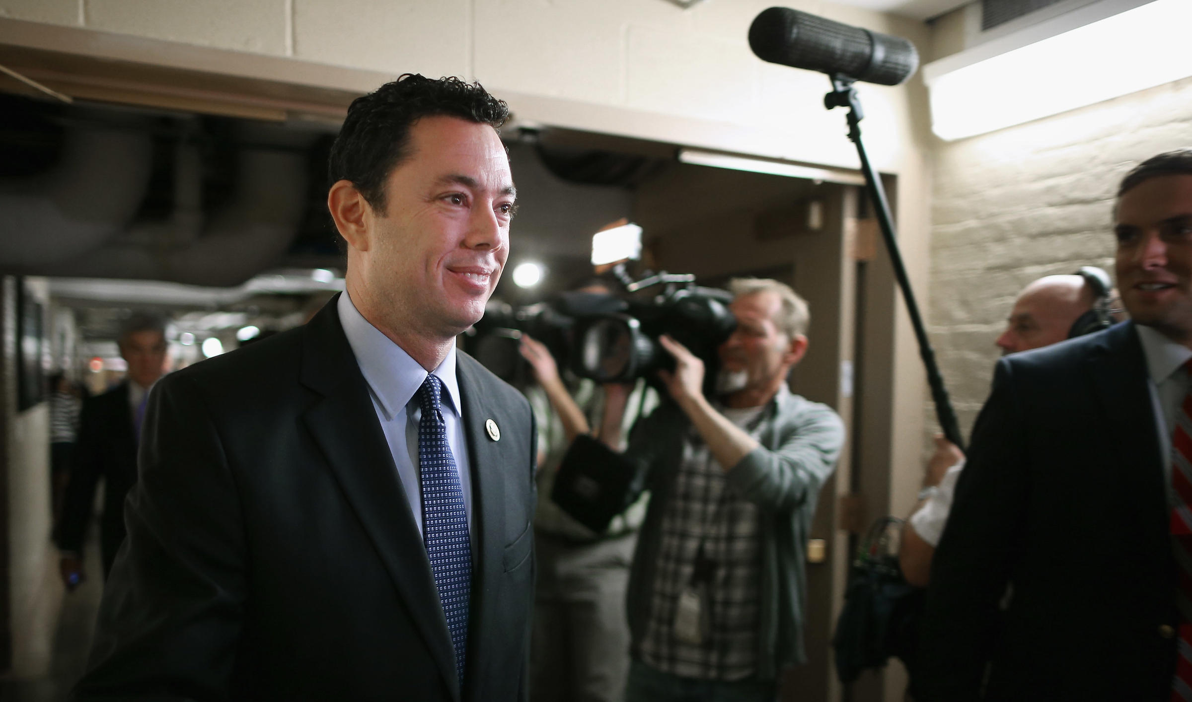 House Oversight Chair Jason Chaffetz Announces Resignation From Congress
