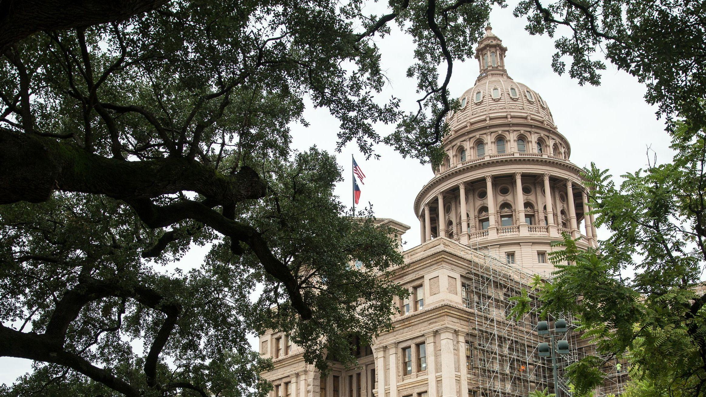 Texas Lawmakers Revive 'Bathroom Bill' With Proposal For Public Schools