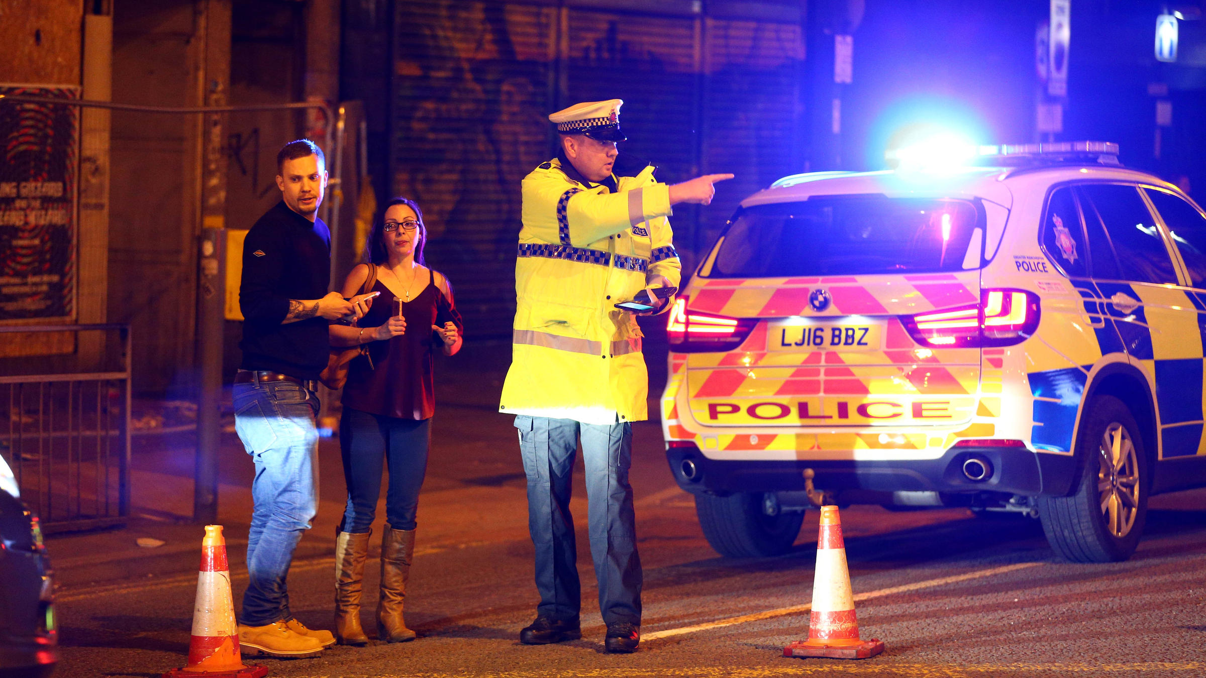 Manchester Arena attack: Police make first arrests after bombing