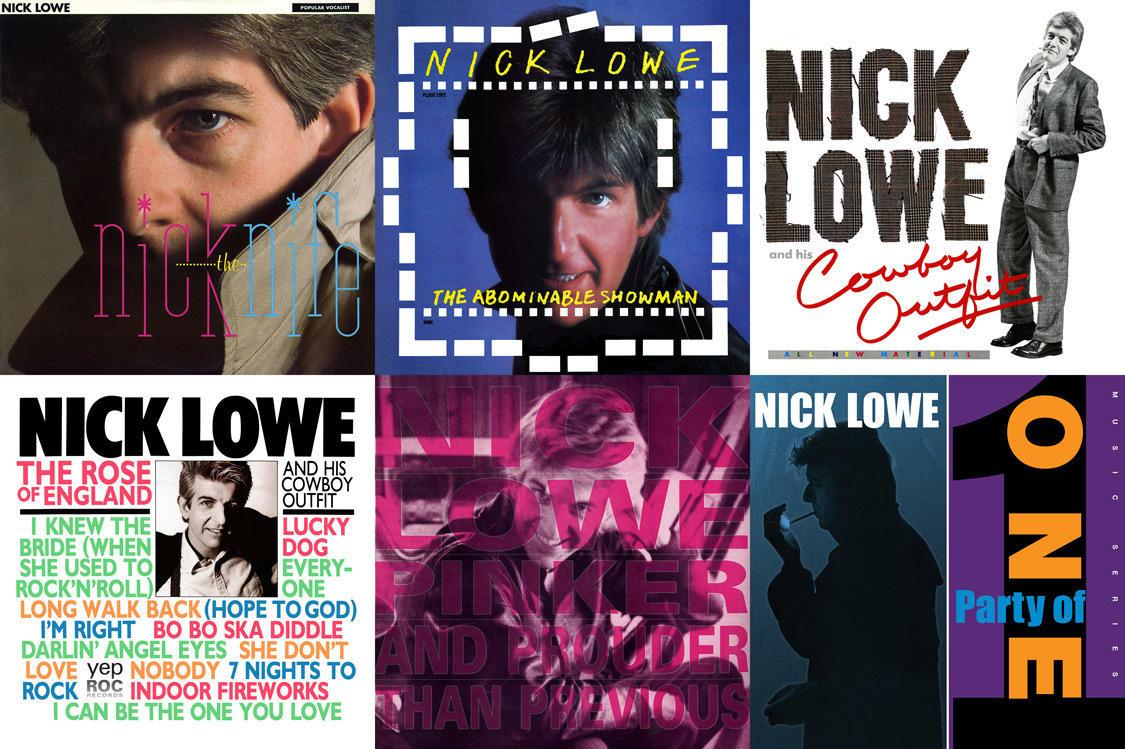 Nick Lowe Nick The Knife